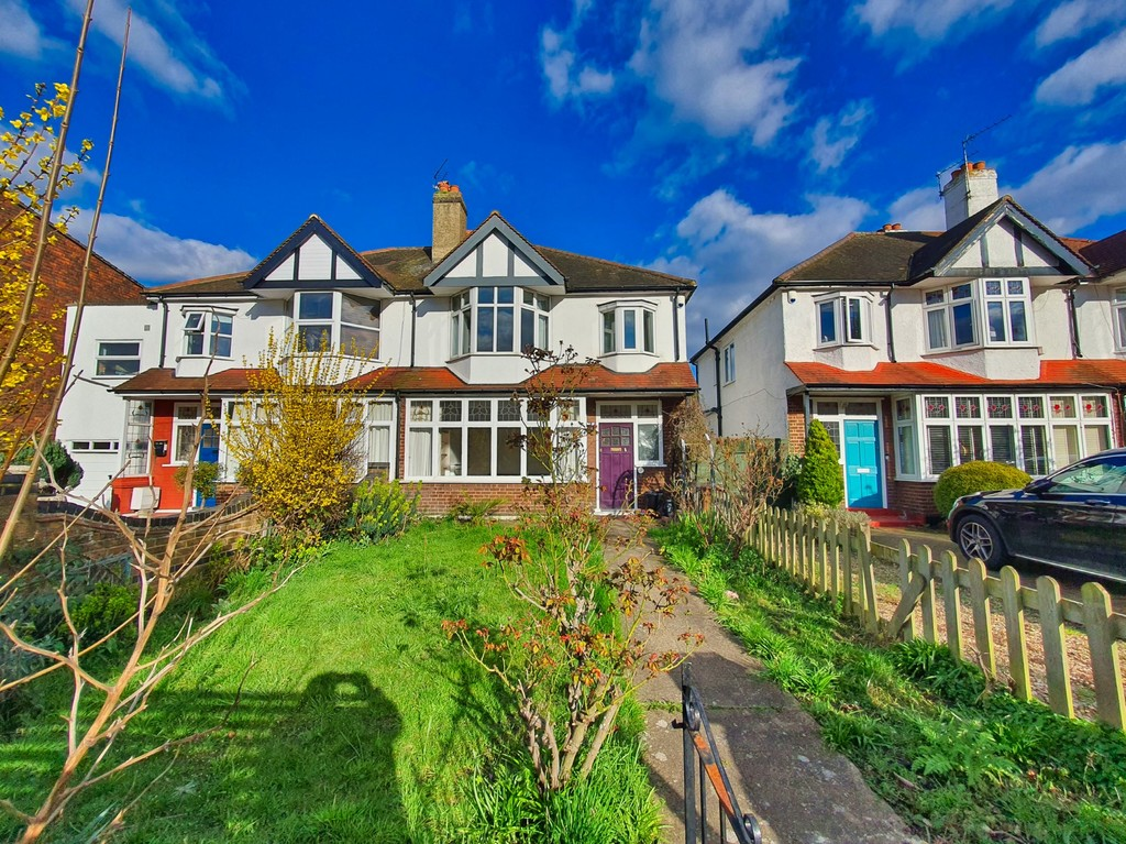 3 bed semi-detached house to rent in College Park Close, London - Property Image 1