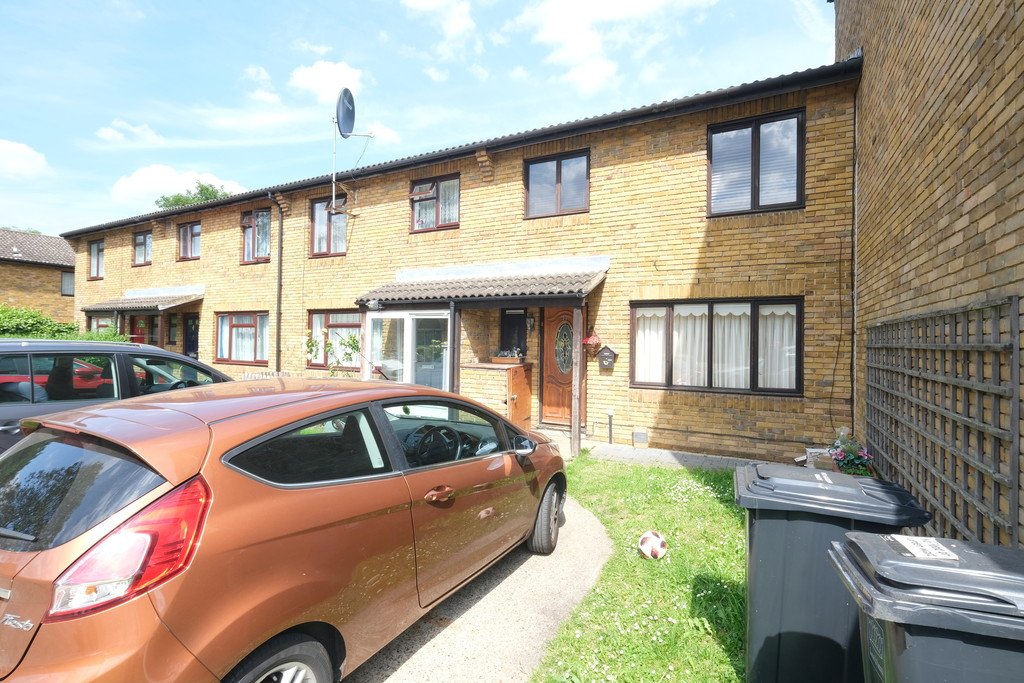 3 bed terraced house for sale in Melrose Close, London 1