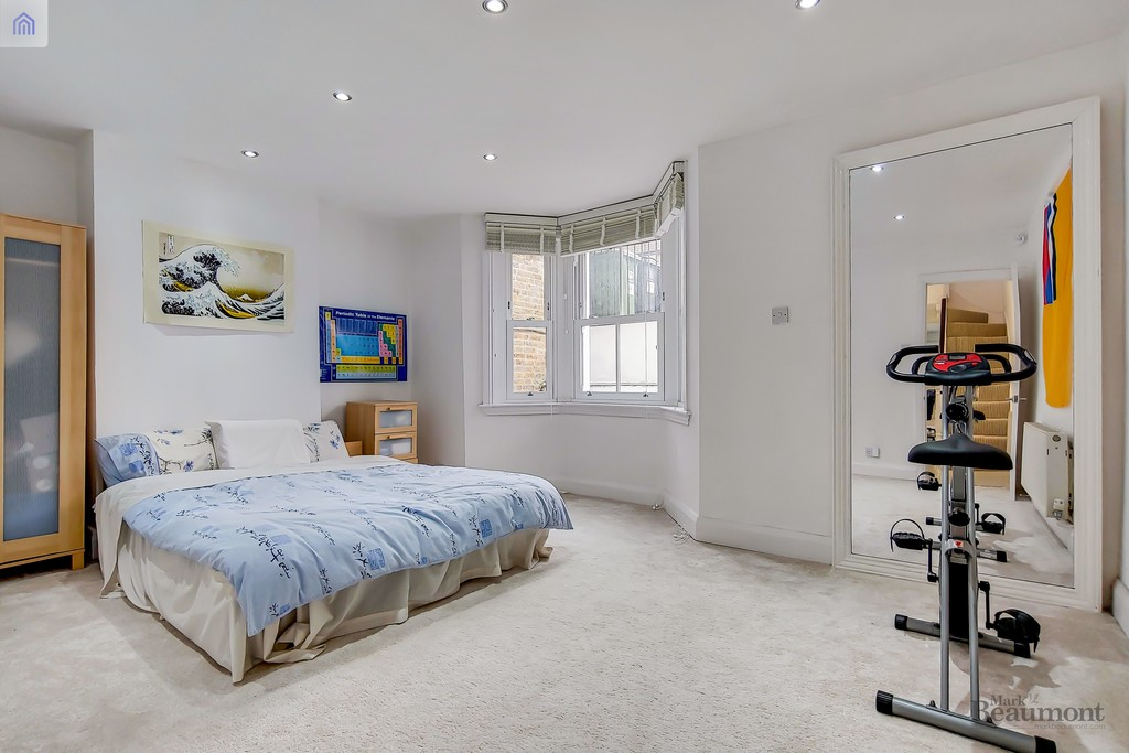 4 bed terraced house for sale in Wisteria Road, London 4