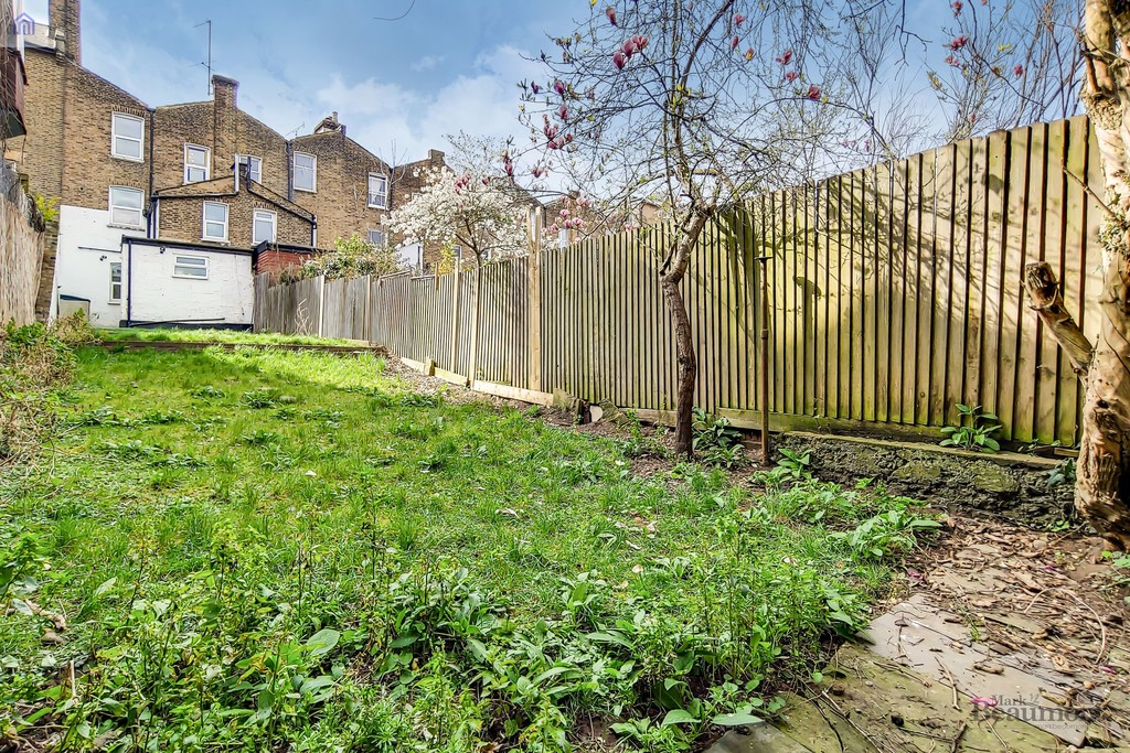 4 bed terraced house for sale in Wisteria Road, London 8