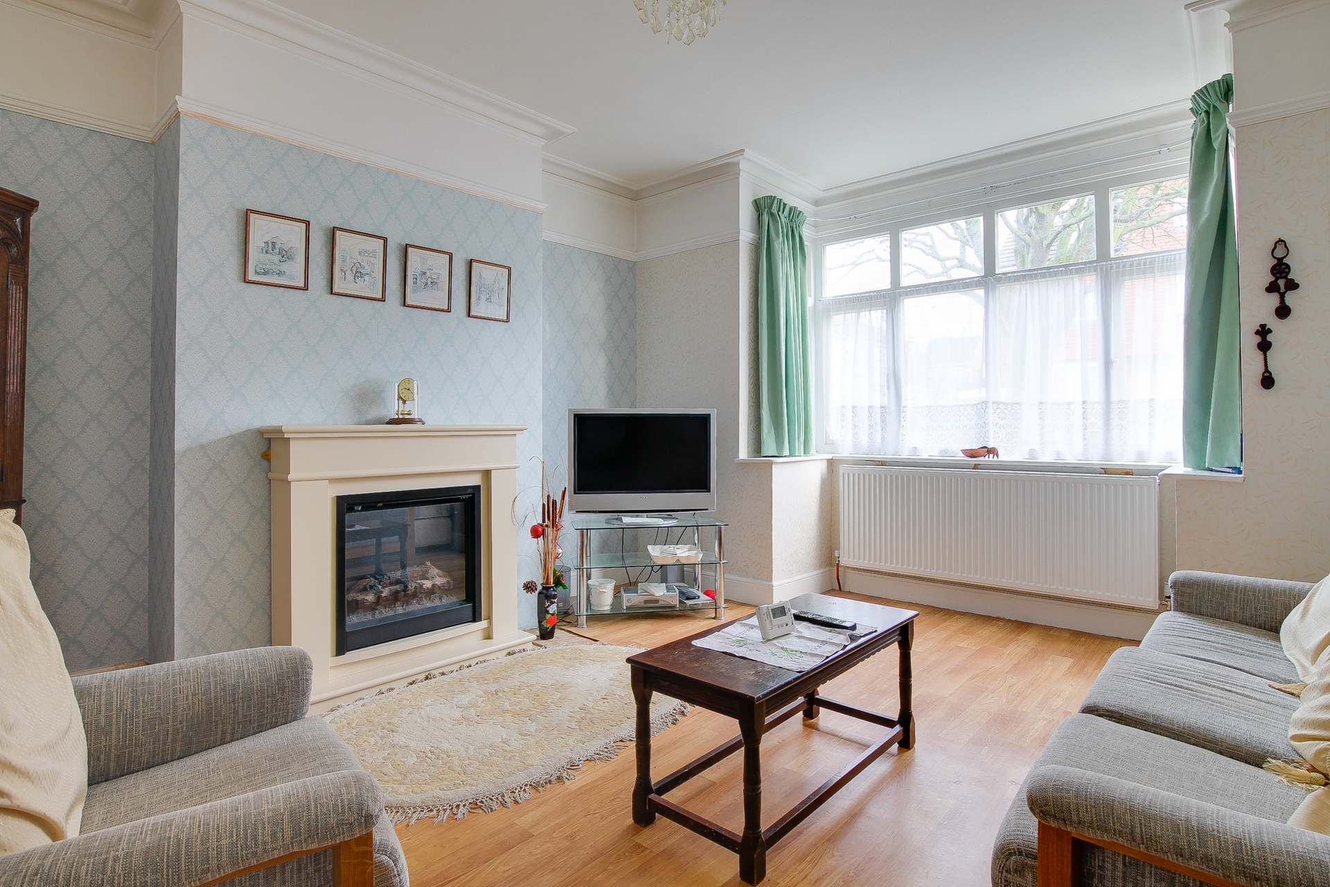 3 bed terraced house for sale in Ethelbert Road, Birchington, CT7  - Property Image 4