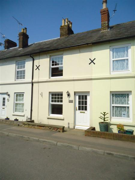 2 bed house to rent in The Street, Ash, CT3, CT3