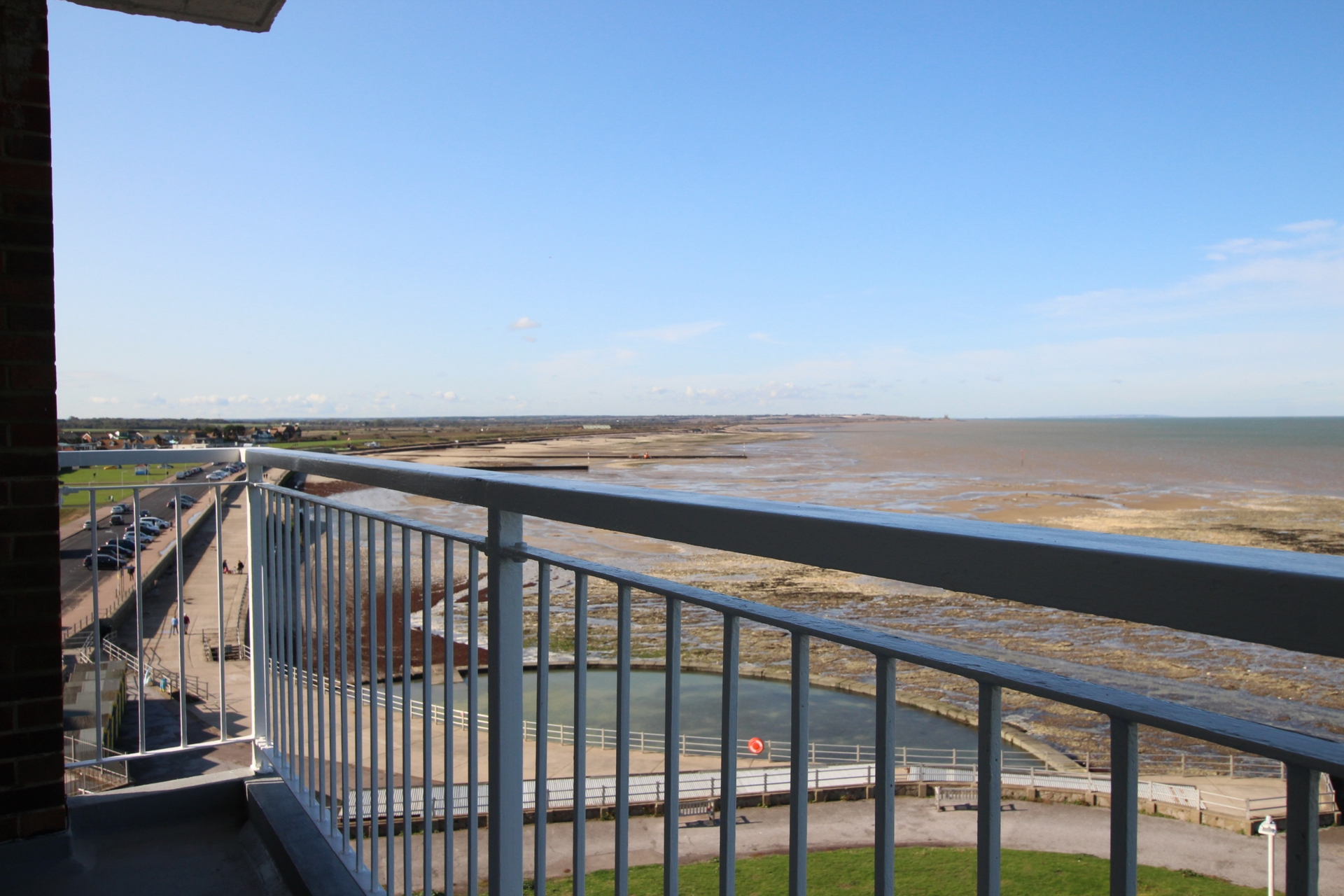 2 bed flat to rent in The Parade, Minnis Bay, CT7 0