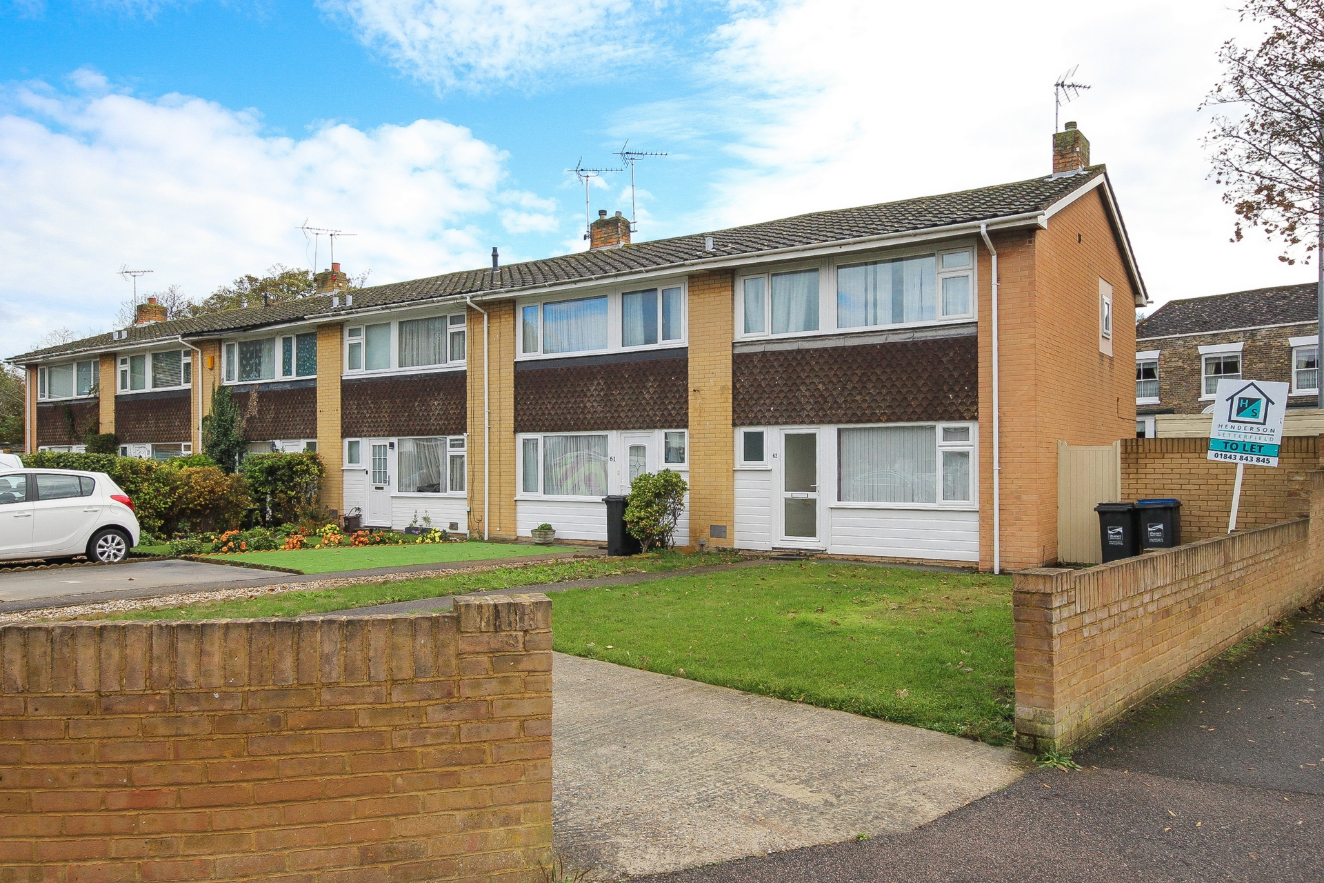 3 bed house to rent in Yew Tree Gardens, Birchington, CT7 1