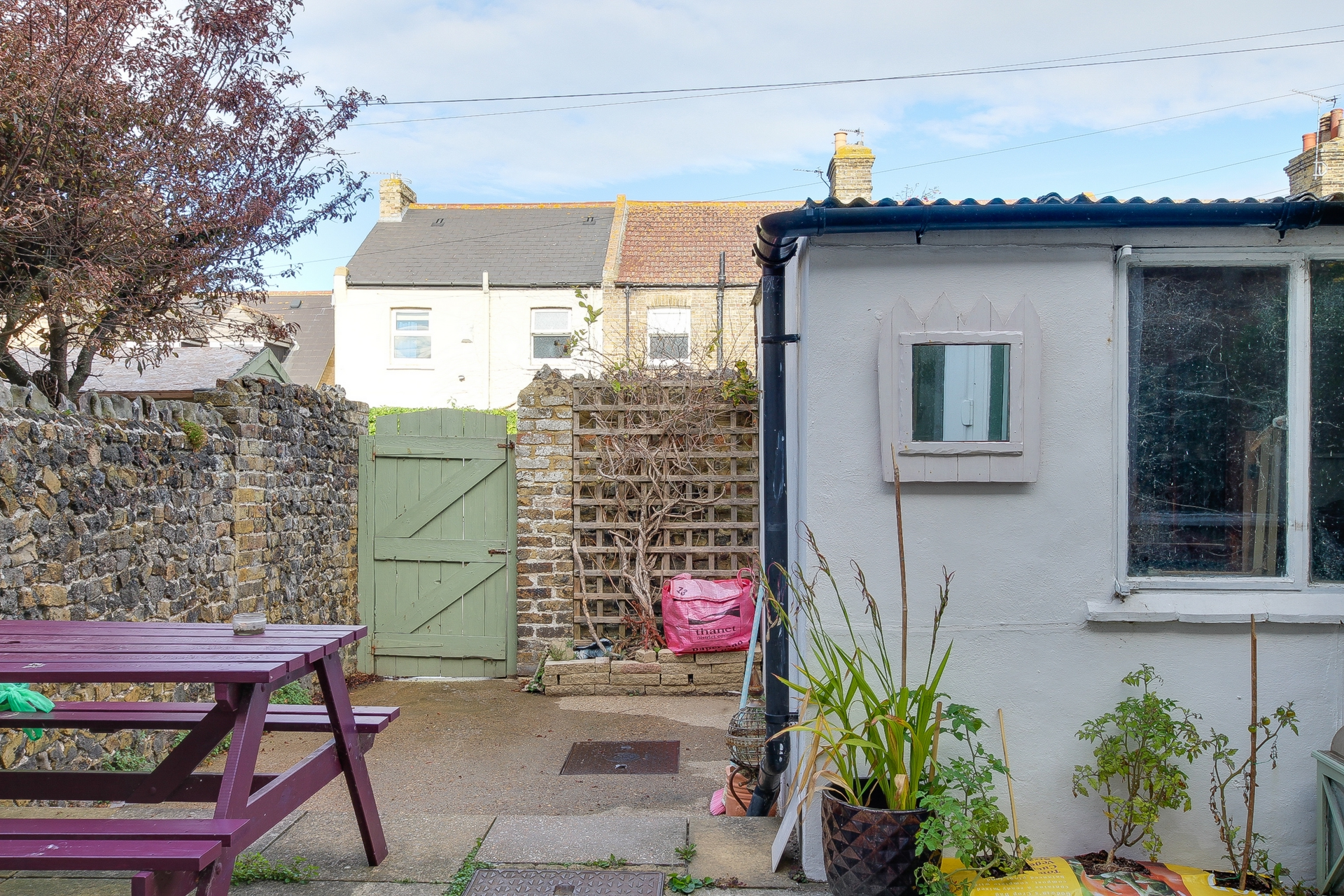2 bed house for sale in Gordon Square, Birchington, CT7 9