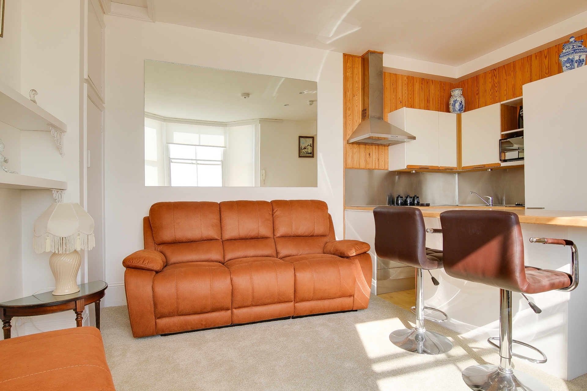 1 bed flat to rent in The Parade, Broadstairs, CT10 4