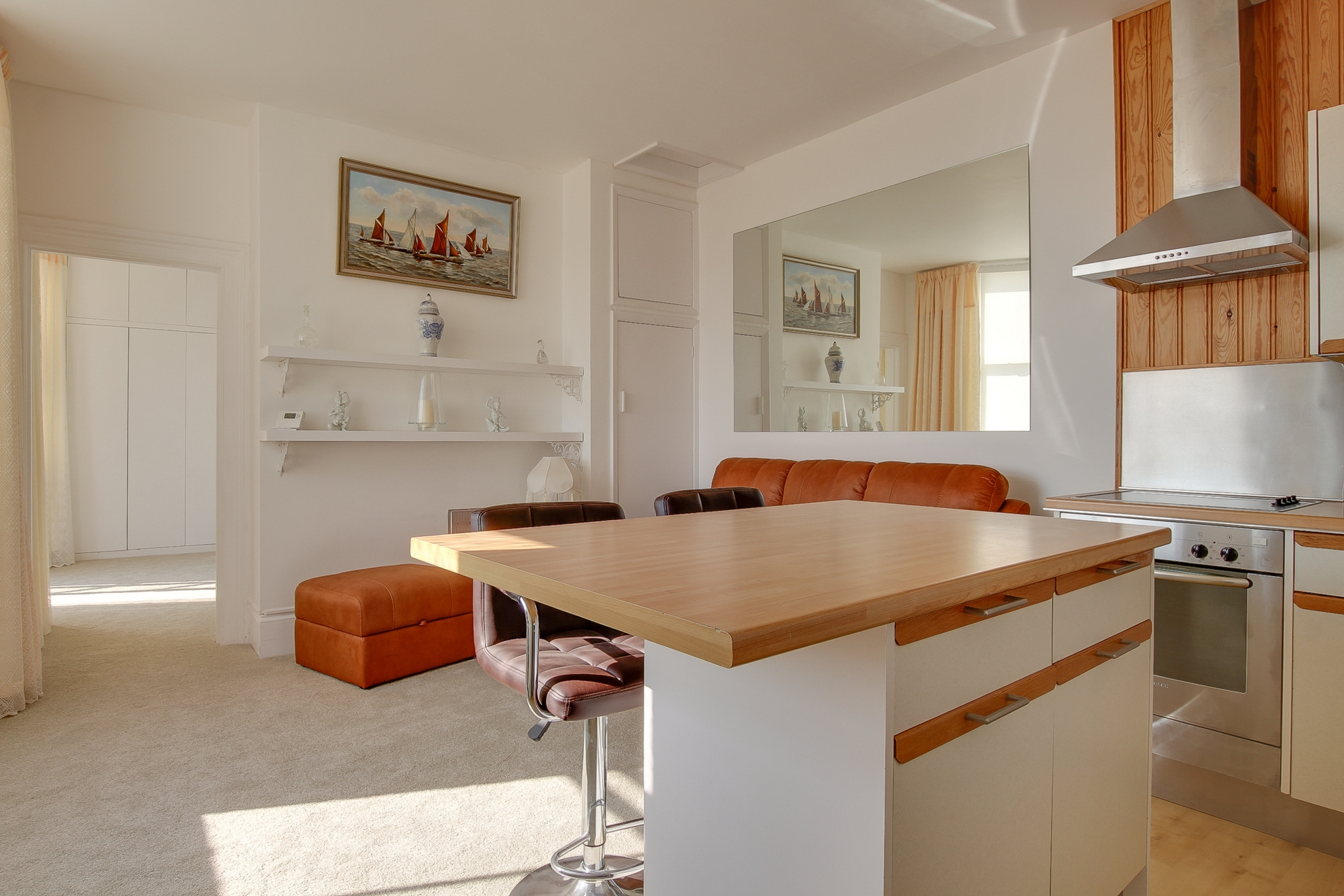 1 bed flat to rent in The Parade, Broadstairs, CT10 6