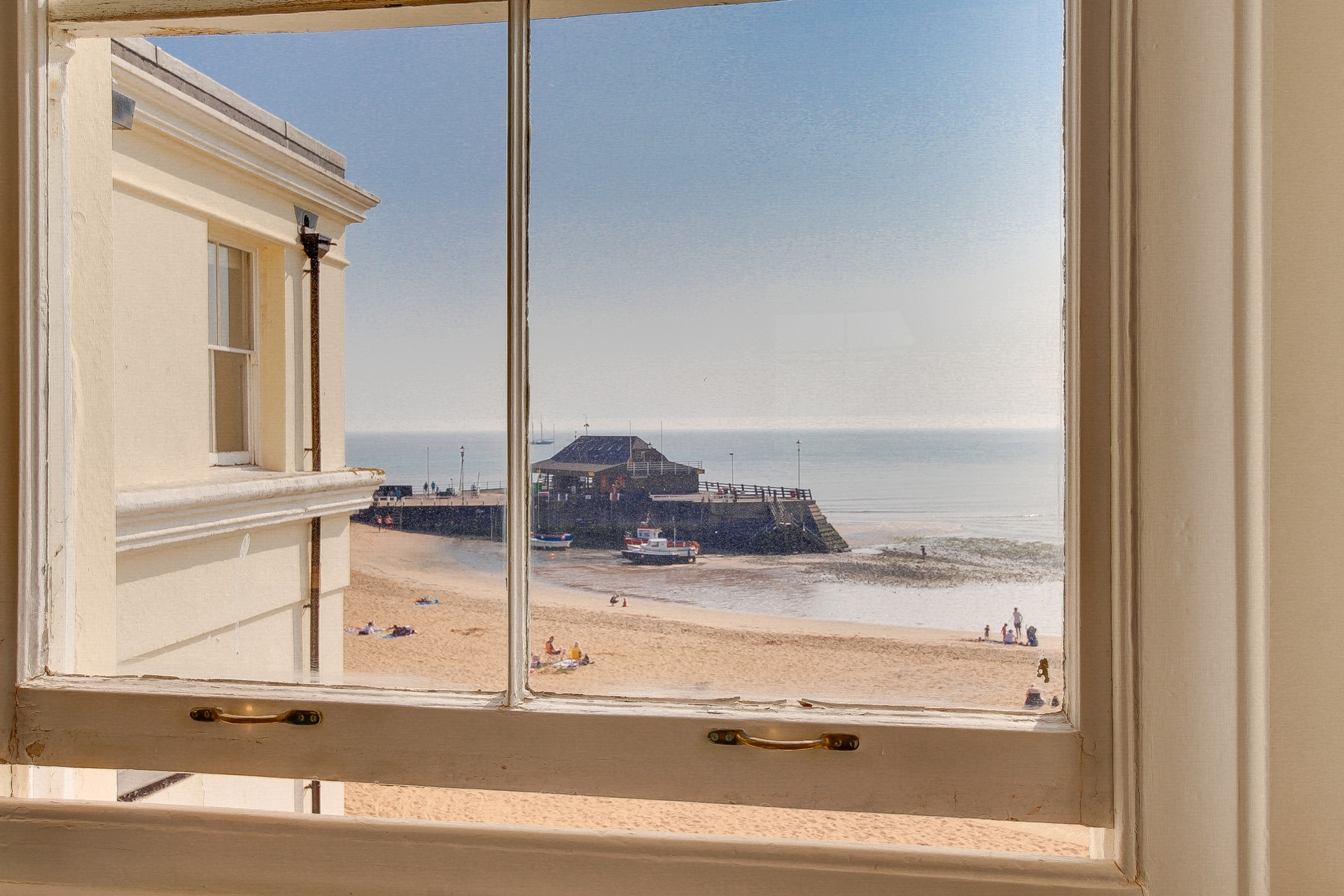 1 bed flat to rent in The Parade, Broadstairs, CT10 7