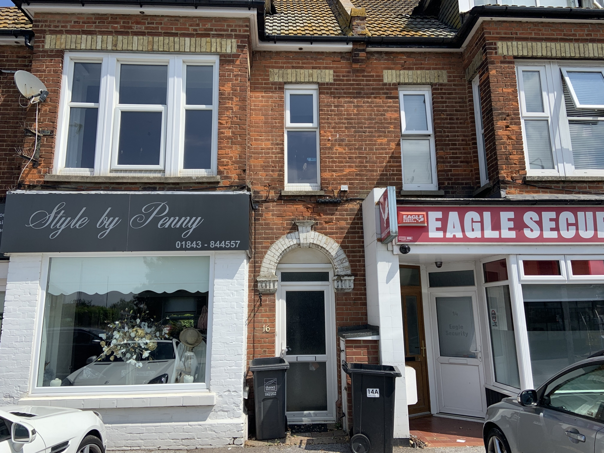 3 bed flat to rent in Station Approach, Birchington, CT7