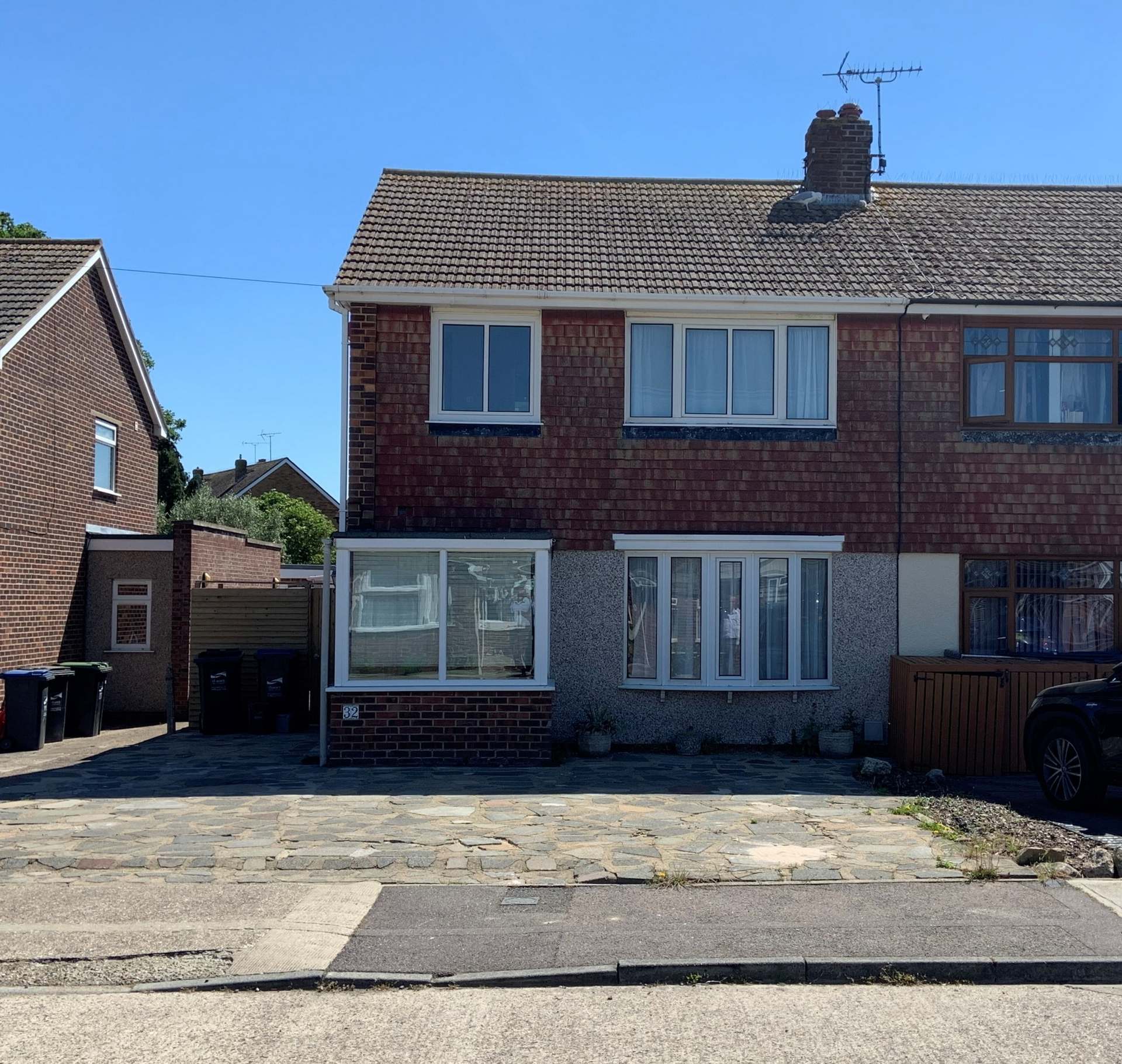 3 bed semi-detached house for sale in Alicia Avenue, CT9