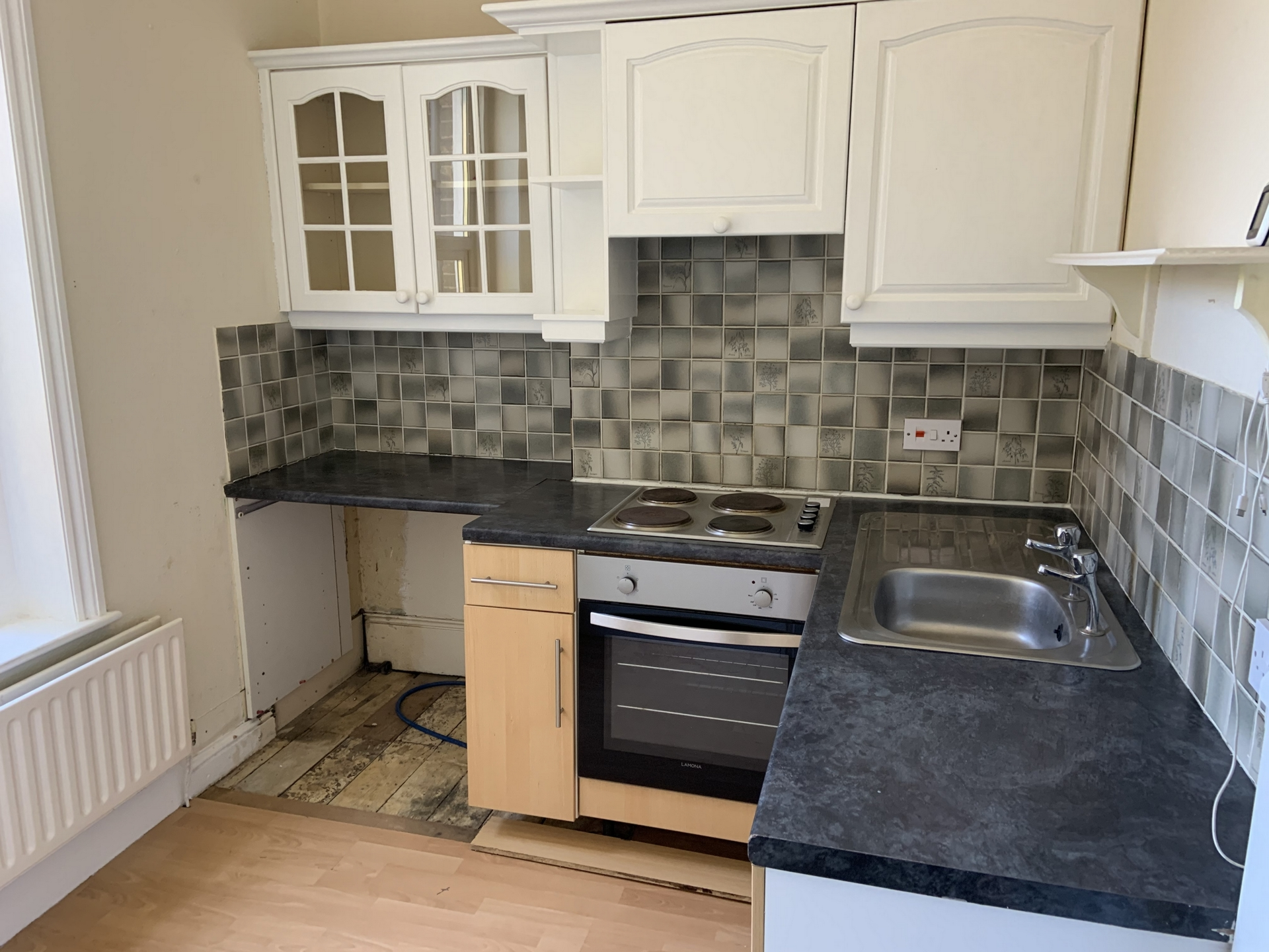 2 bed flat to rent in Sweyn Road, Cliftonville, CT9