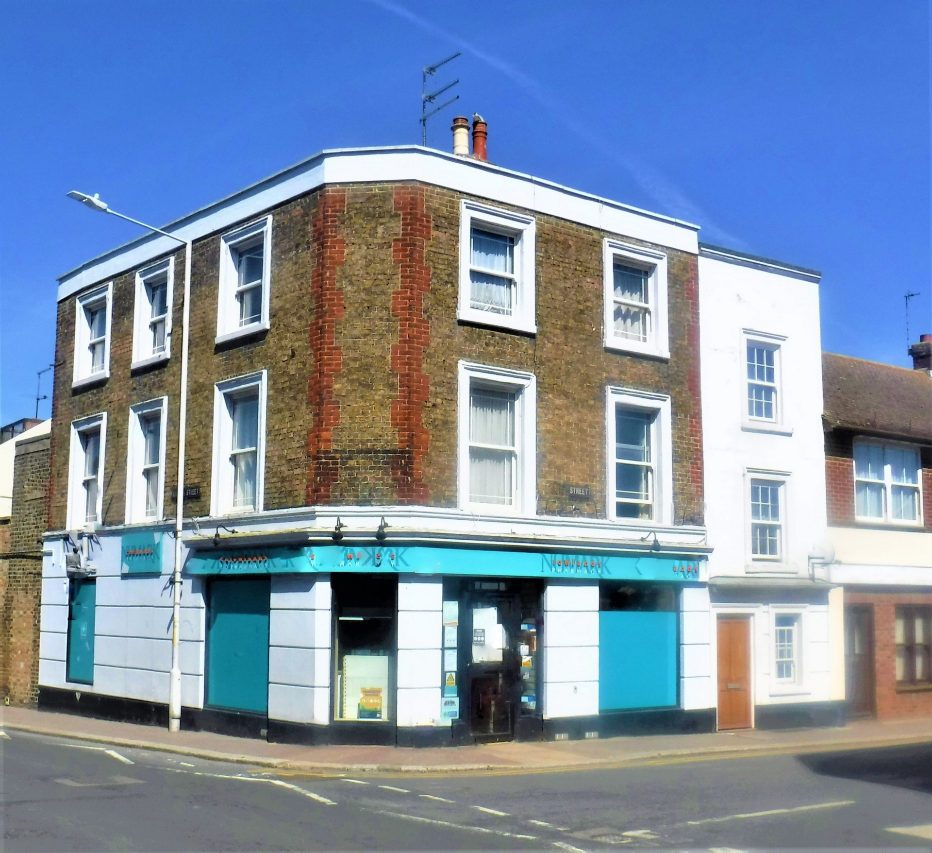 Commercial property for sale in Shop & Two Flats, Church Street, Broadstairs, CT10