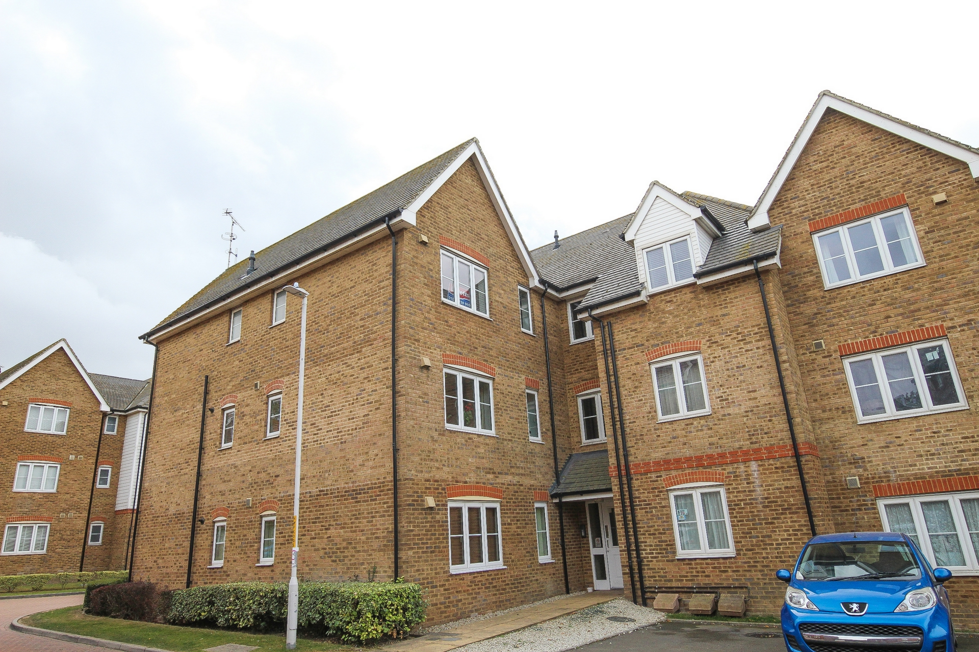 2 bed flat to rent in Wherry Close, Margate, CT9, CT9