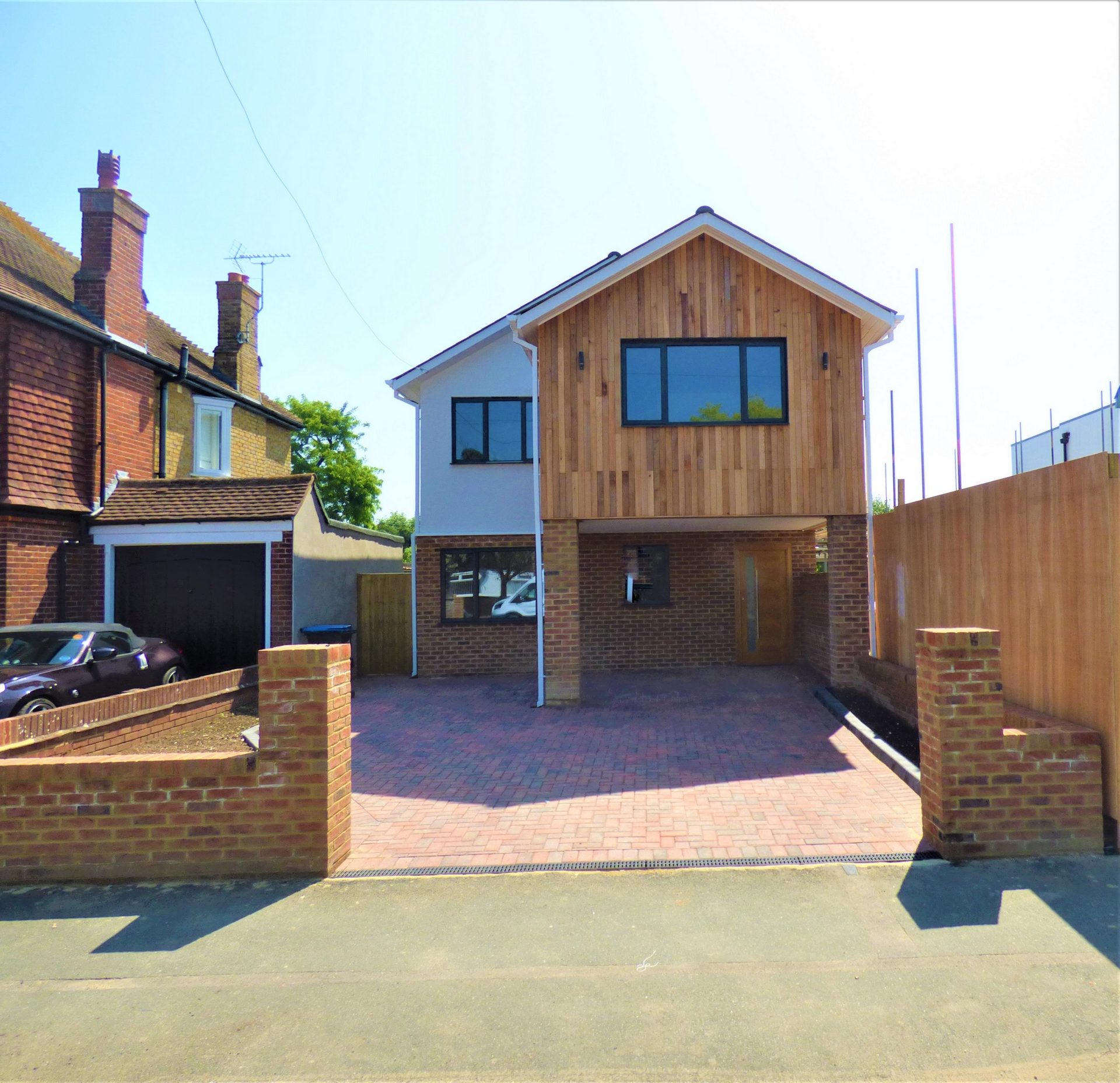 4 bed detached house for sale in Gladstone Road, Broadstairs, CT10