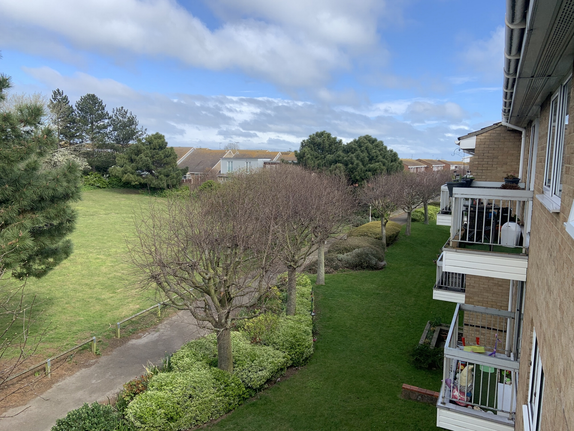2 bed flat for sale in Wye Gardens, Margate 1
