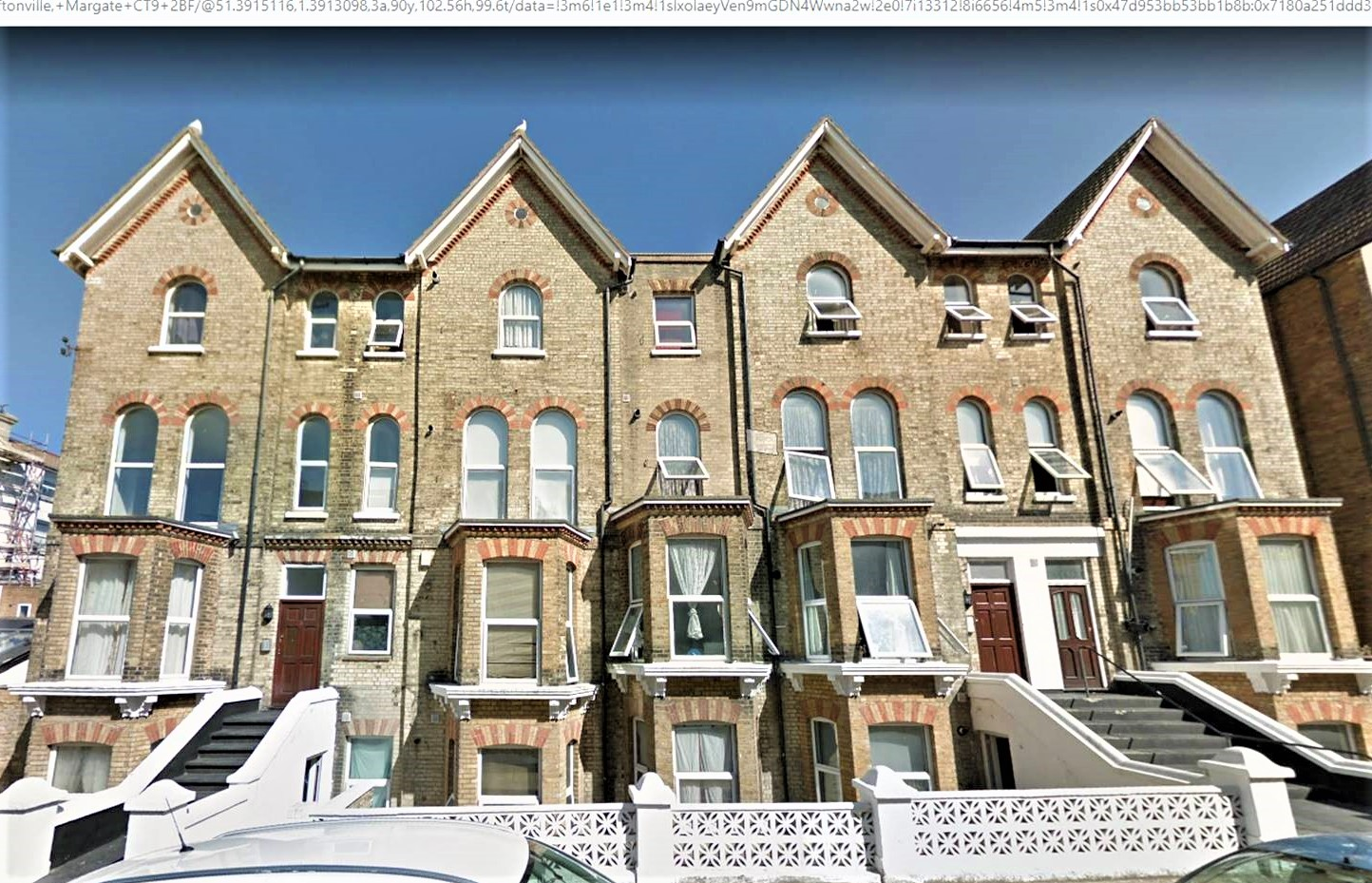 29 bed block of apartments for sale in Athelstan Road, Margate, CT9
