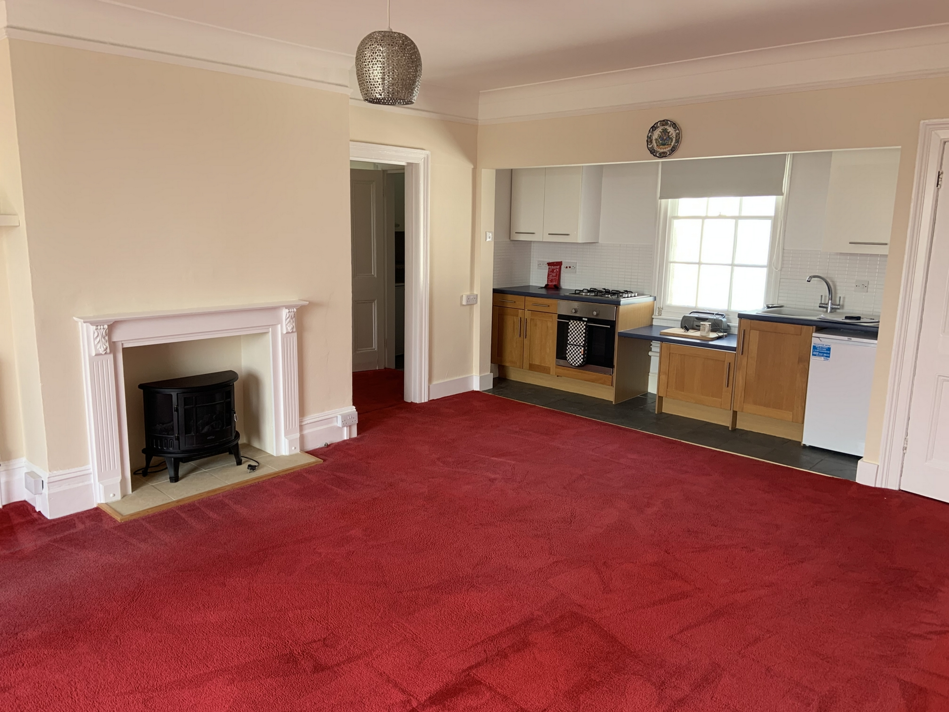 1 bed flat to rent in Belvedere Road, Broadstairs 1
