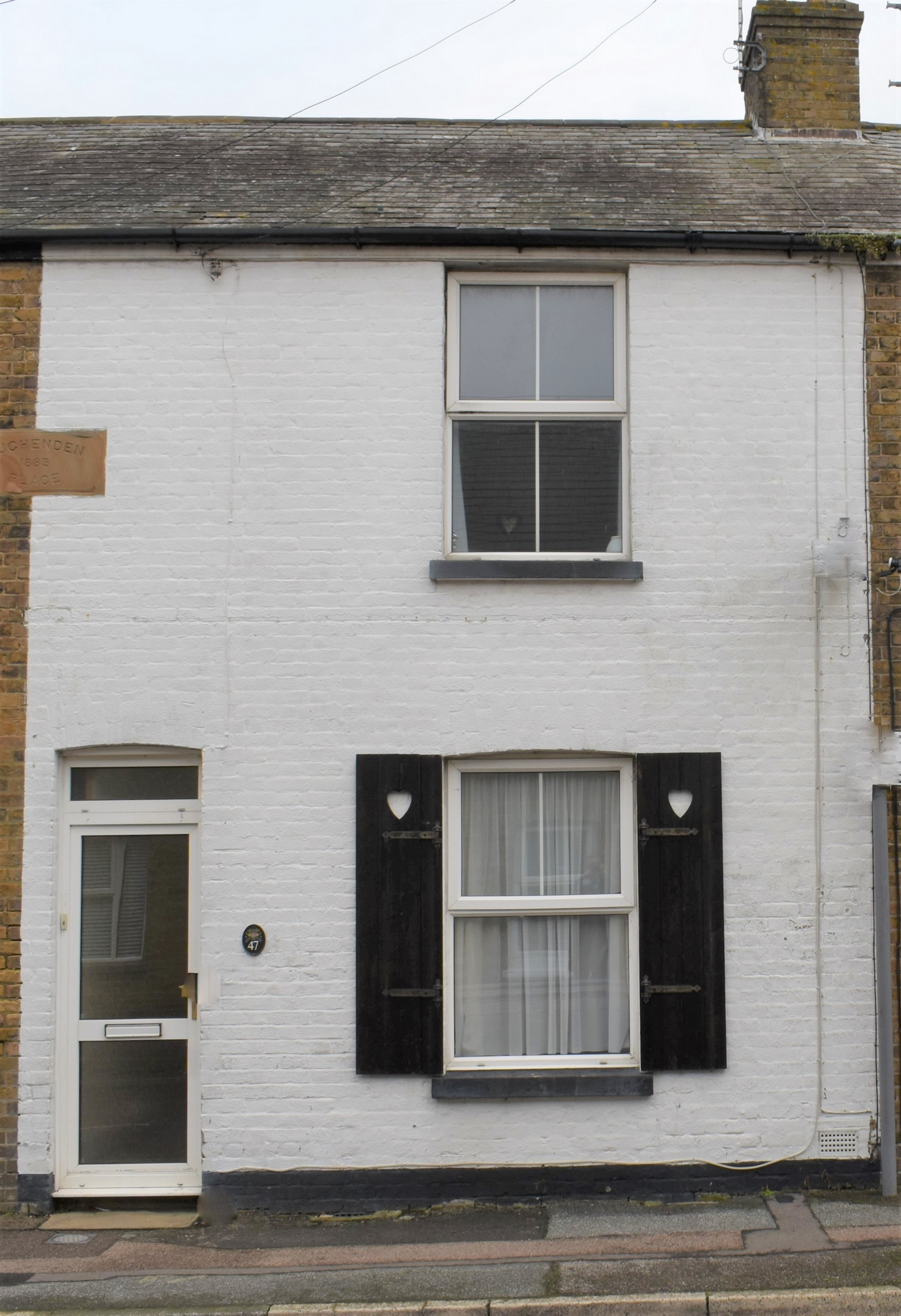 3 bed terraced house for sale in Westfield Road, Birchington, CT7