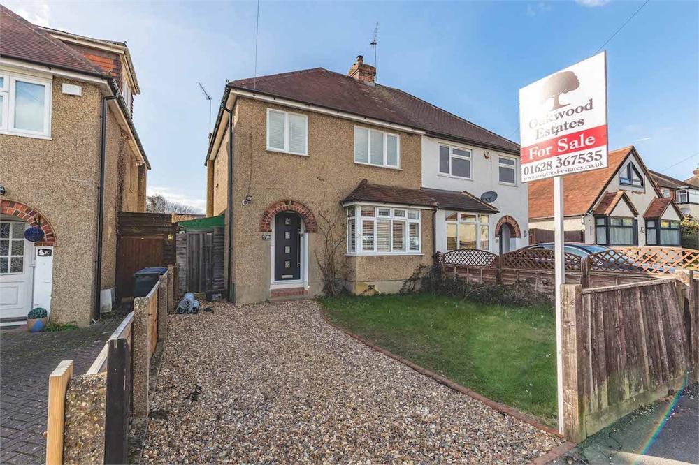 3 bed house for sale in Chiltern Road, Burnham, Buckinghamshire, Burnham, SL1