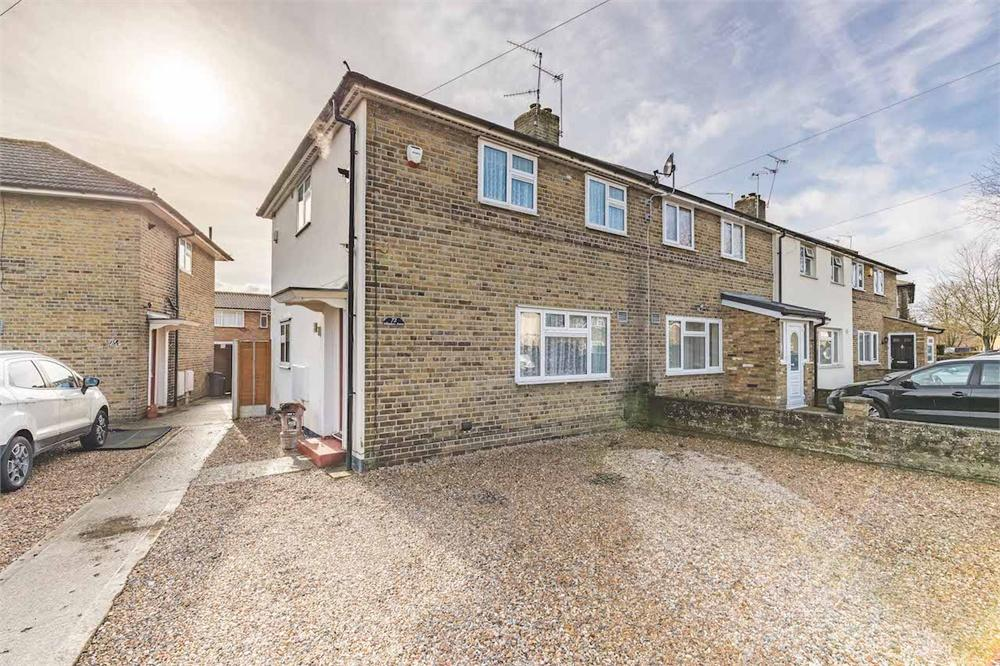 2 bed house for sale in Whitethorn Avenue, West Drayton, Middlesex, West Drayton, UB7