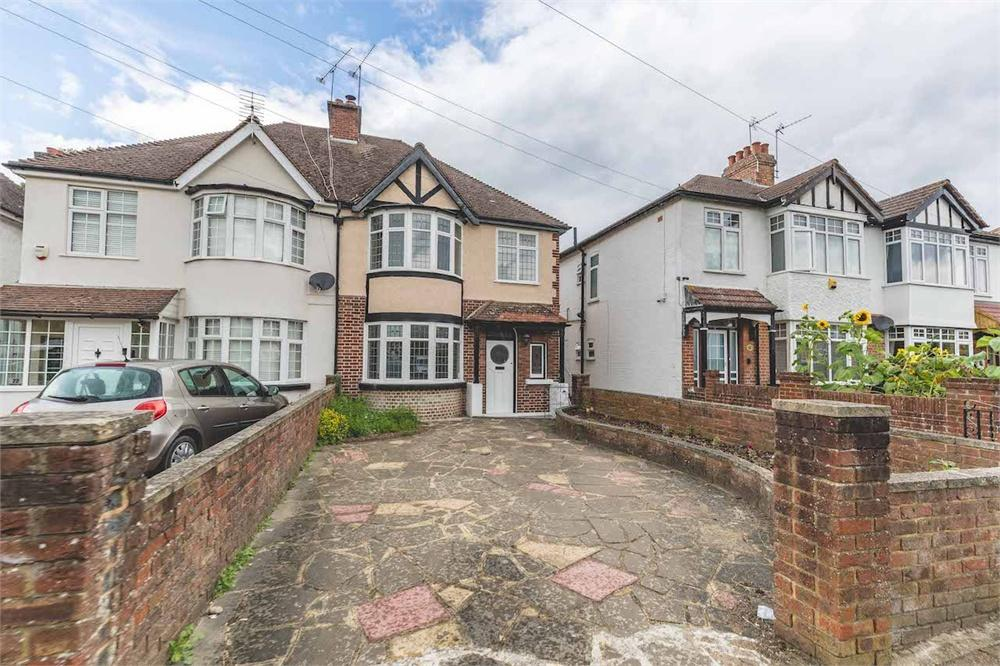 3 bed house for sale in Ferrers Avenue, West Drayton, Middlesex, West Drayton, UB7