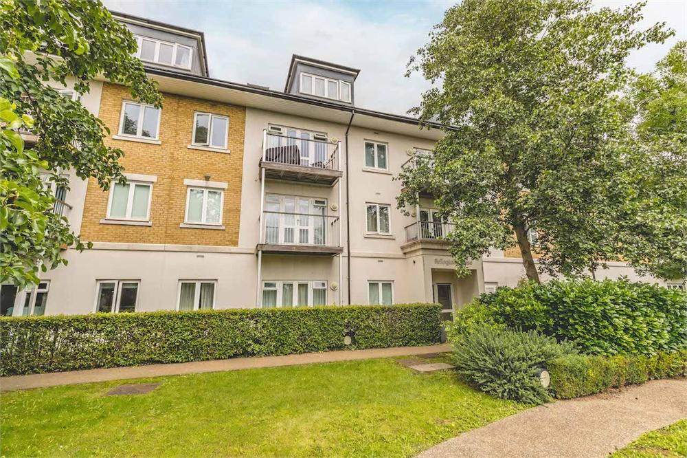 1 bed apartment for sale in Arlington House, Park Lodge Avenue, West Drayton, West Drayton, UB7