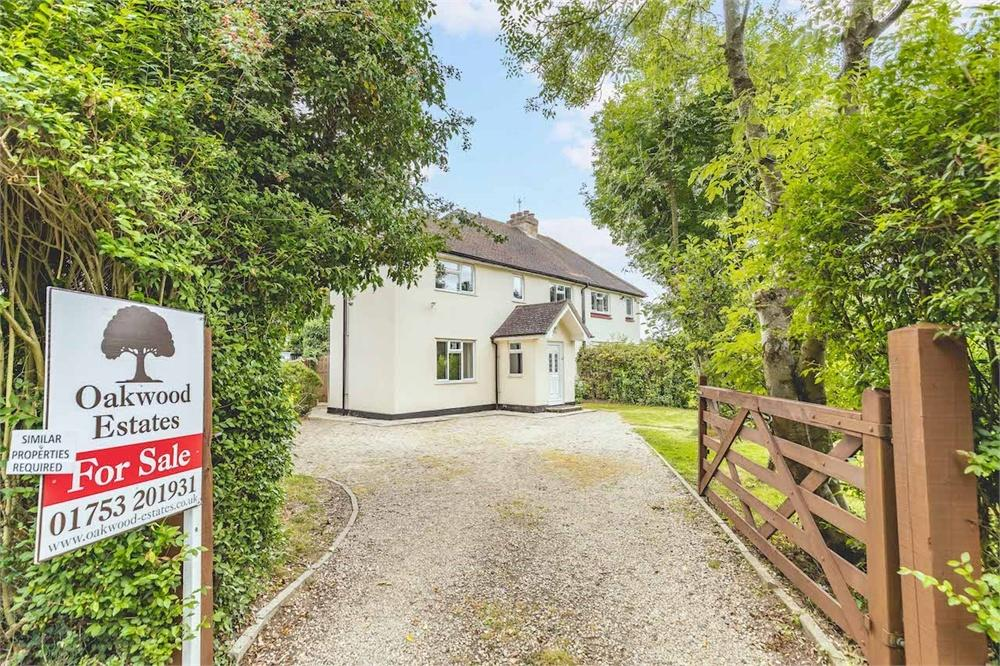 3 bed house for sale in Plough Lane, Stoke Poges, Buckinghamshire, Stoke Poges, SL2