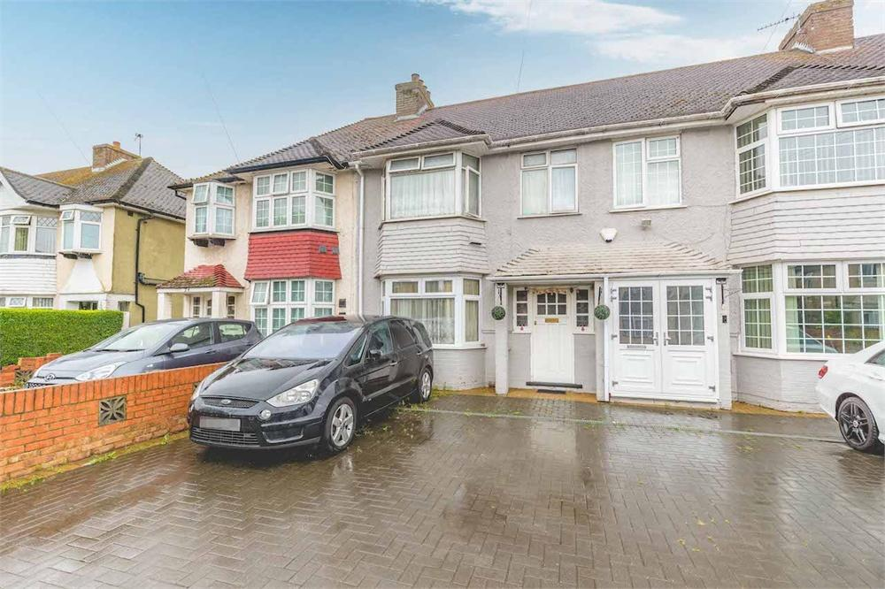 3 bed house for sale in Pinglestone Close, Harmondsworth, West Drayton, Middlesex, West Drayton, UB7