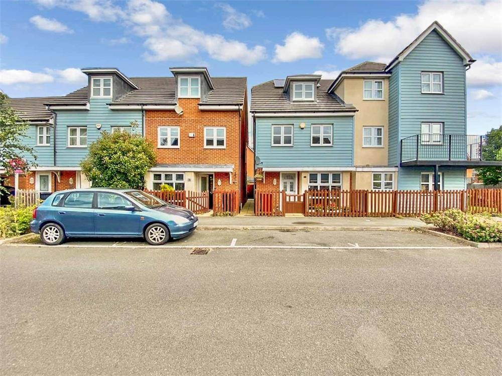 4 bed house to rent in Bantry Road, Slough, Berkshire, Slough, SL1
