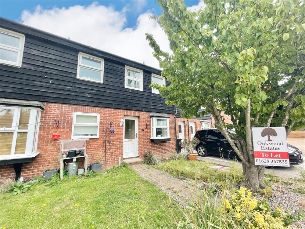 2 bed house to rent in Harkness Road, Burnham, Buckinghamshire, Burnham, SL1