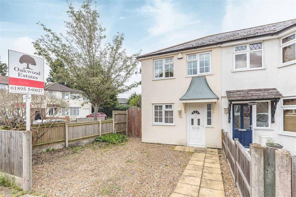 2 bed house for sale in Drayton Gardens, West Drayton, Middlesex, West Drayton, UB7
