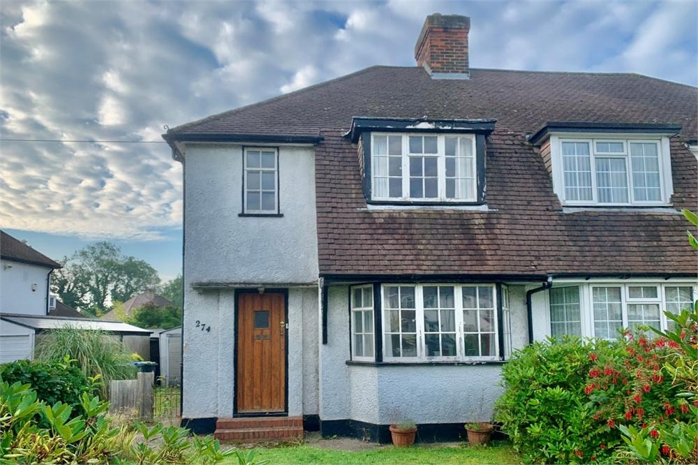 3 bed house for sale in The Parkway, Iver Heath, Buckinghamshire, Iver Heath, SL0