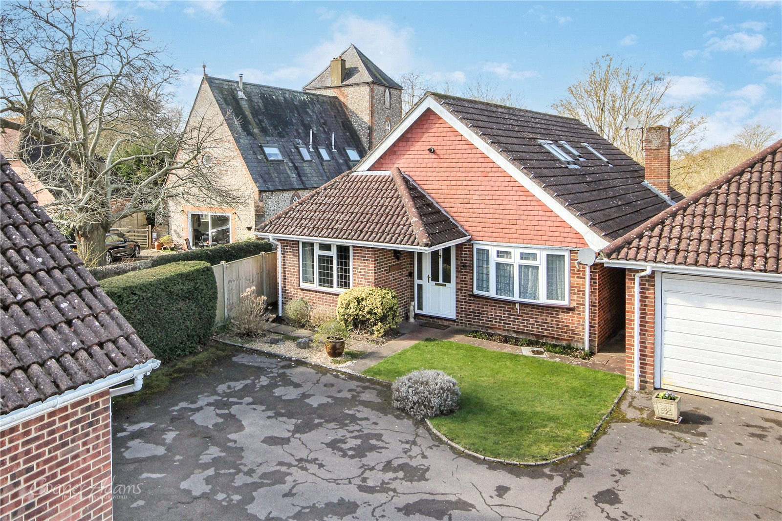 3 bed bungalow for sale in Chapel Walk, Angmering, BN16