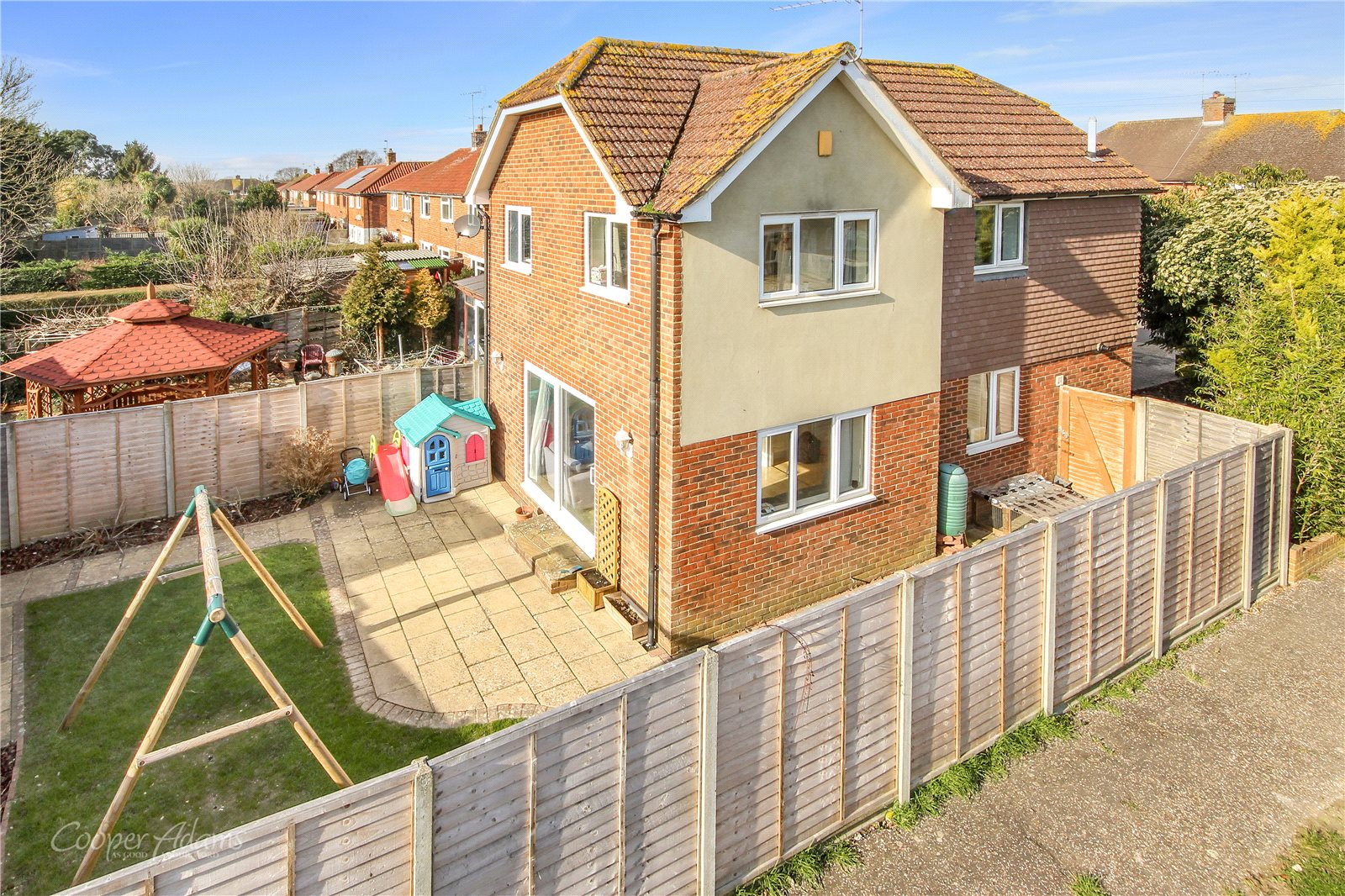 3 bed house for sale in Lloyd Goring Close, Angmering  - Property Image 1