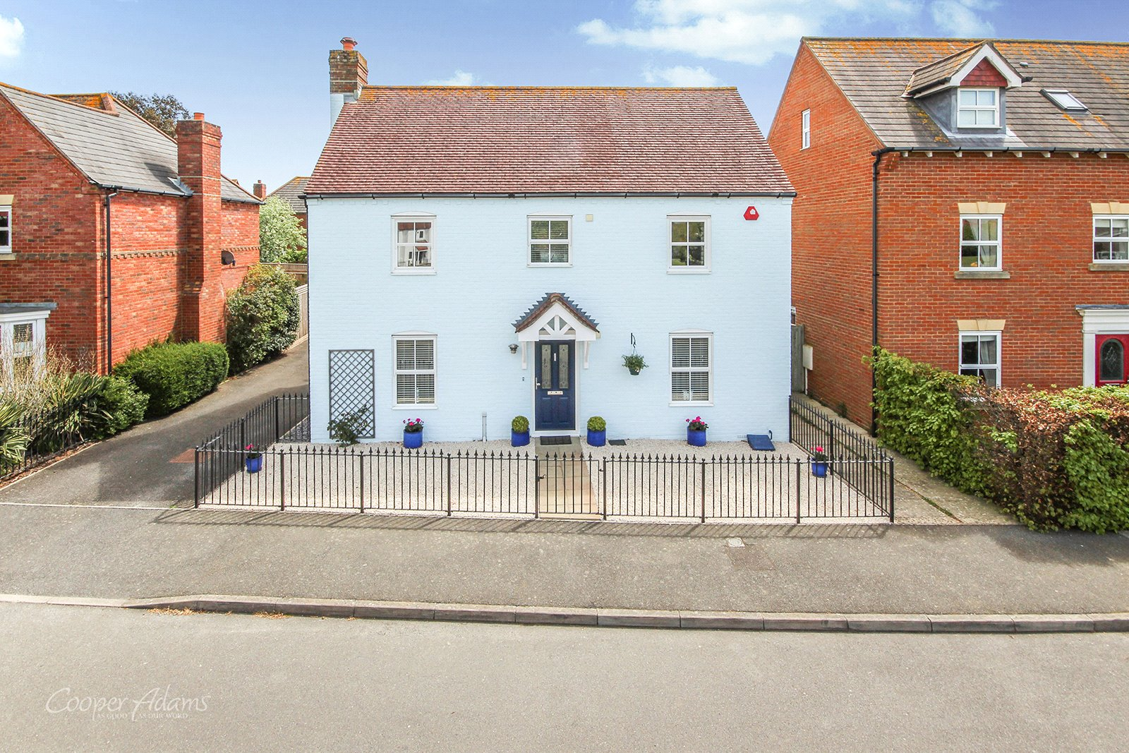 4 bed house for sale in William Olders Road, Angmering  - Property Image 1