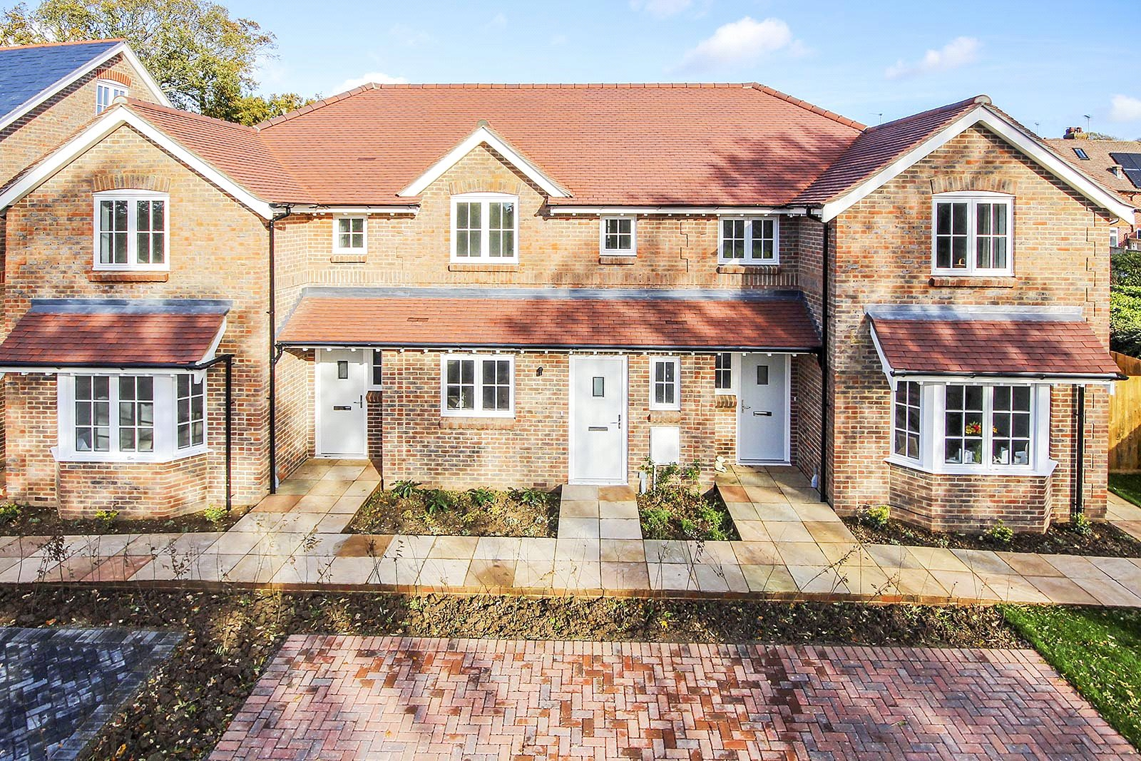 2 bed house for sale in Brickyard Cottages Long Furlong, Clapham,, BN13