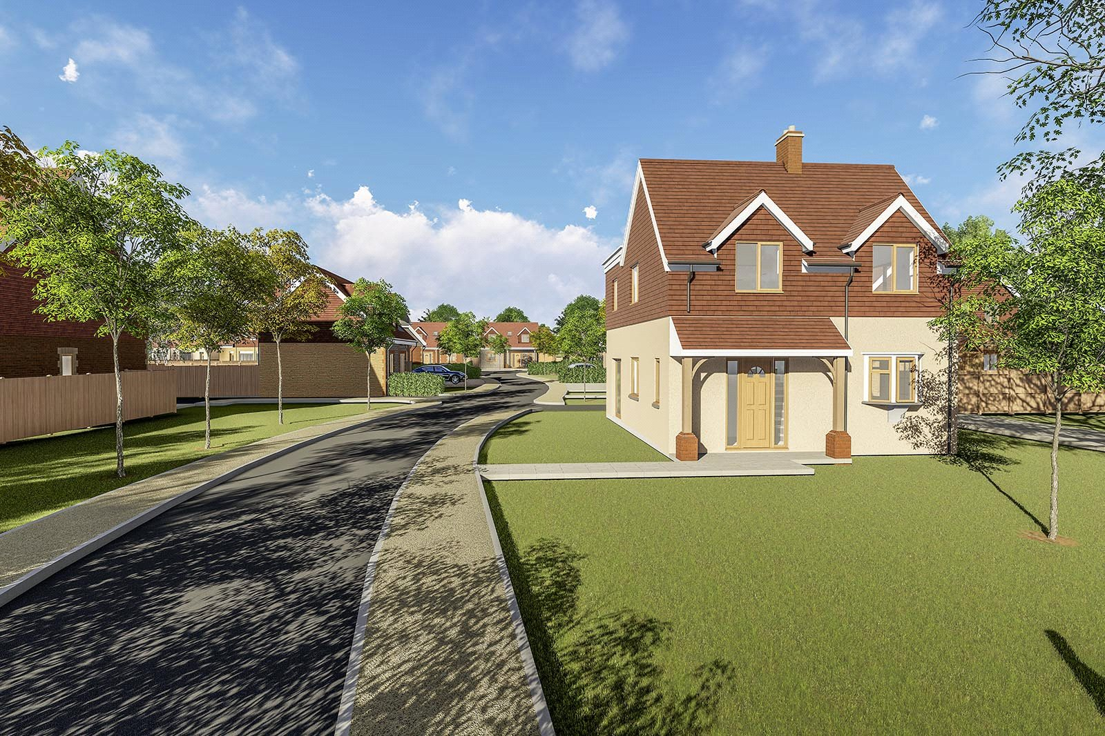 4 bed house for sale in Swallows Gate, Dappers Lane, Angmering 1