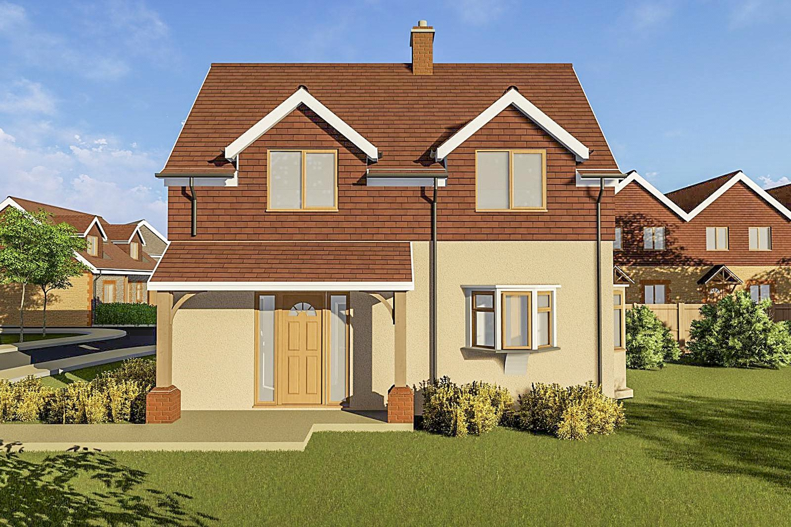 4 bed house for sale in Swallows Gate, Dappers Lane, Angmering, BN16