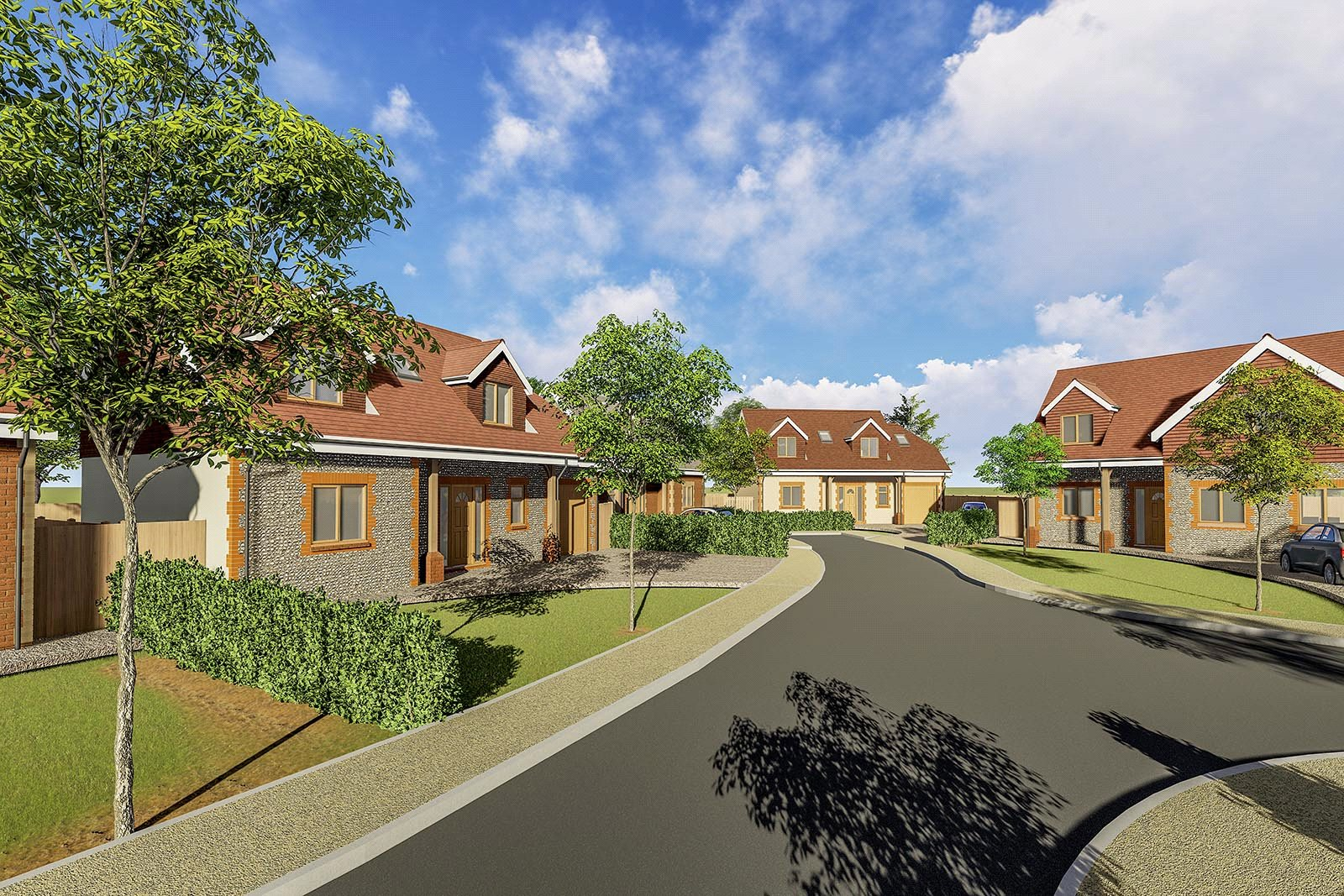 4 bed house for sale in Swallows Gate, Dappers Lane, Angmering 4