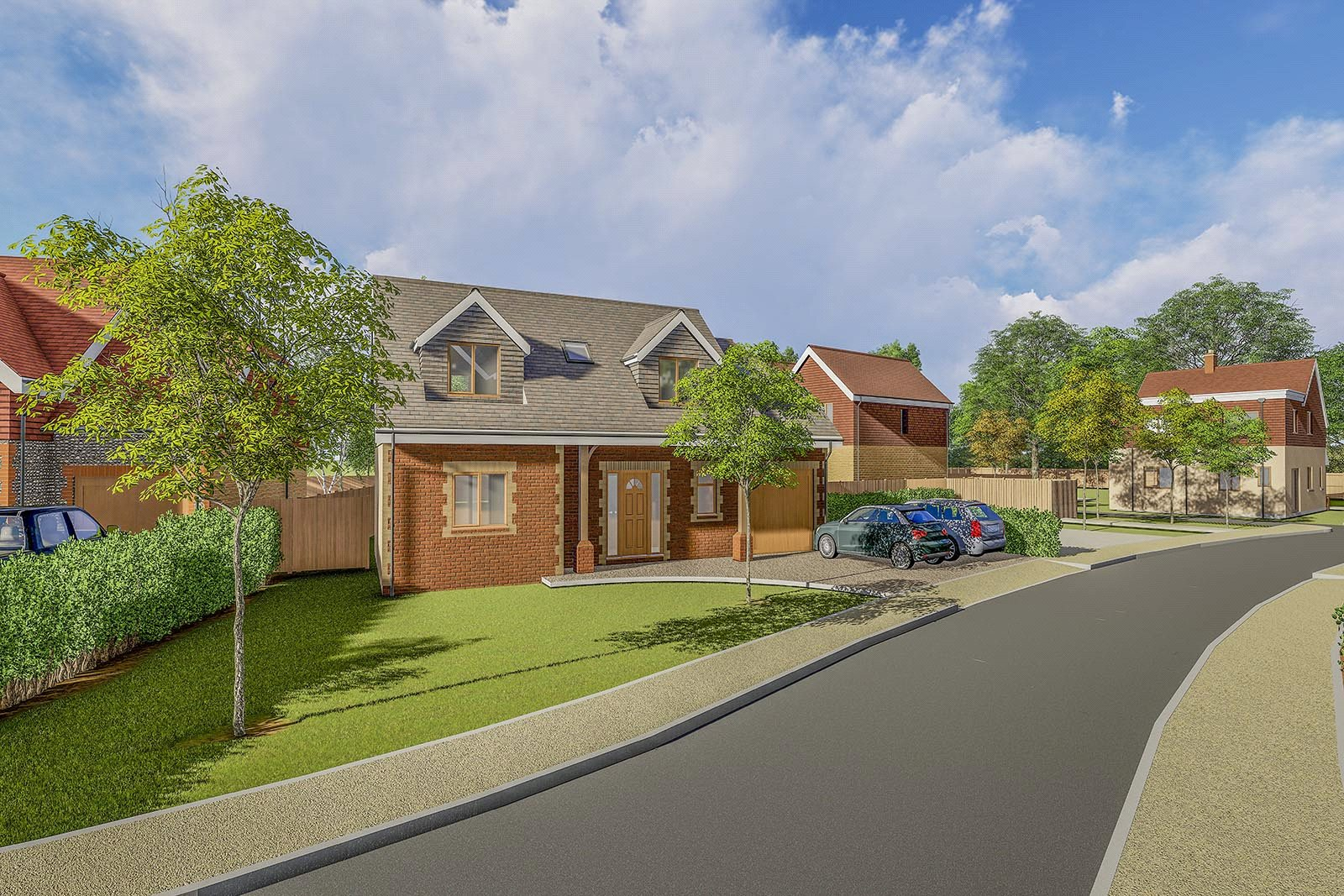 3 bed house for sale in Swallows Gate, Dappers Lane, Angmering 3