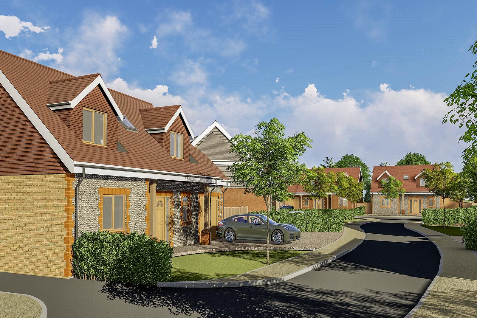 3 bed house for sale in Swallows Gate, Dappers Lane, Angmering 4