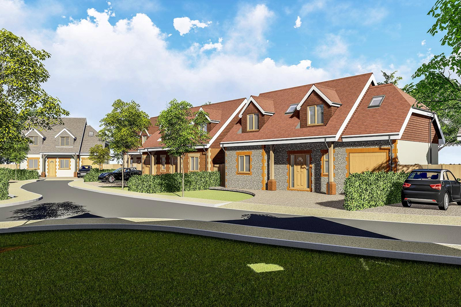 3 bed house for sale in Swallows Gate, Dappers Lane, Angmering 6