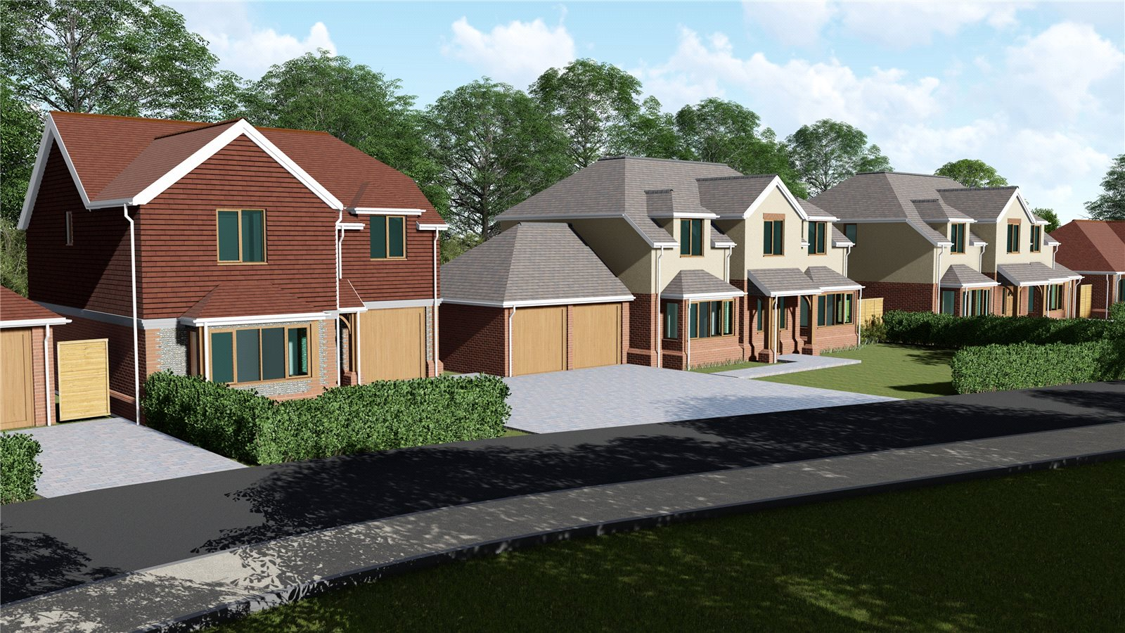 4 bed house for sale in Starlings View, Arundel Road, Angmering 1