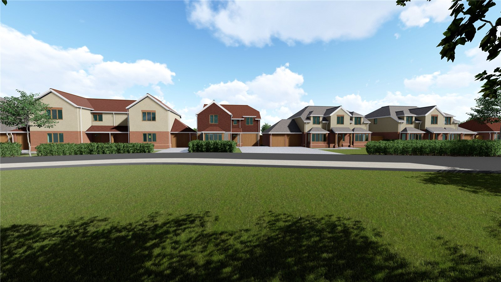 3 bed house for sale in Starlings View, Arundel Road, Angmering 1