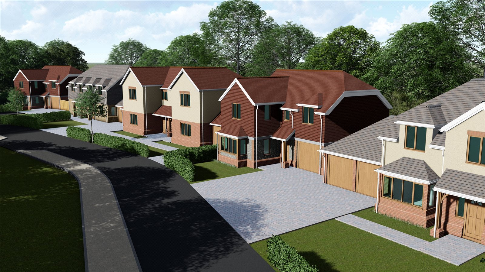 3 bed house for sale in Starlings View, Arundel Road, Angmering 3