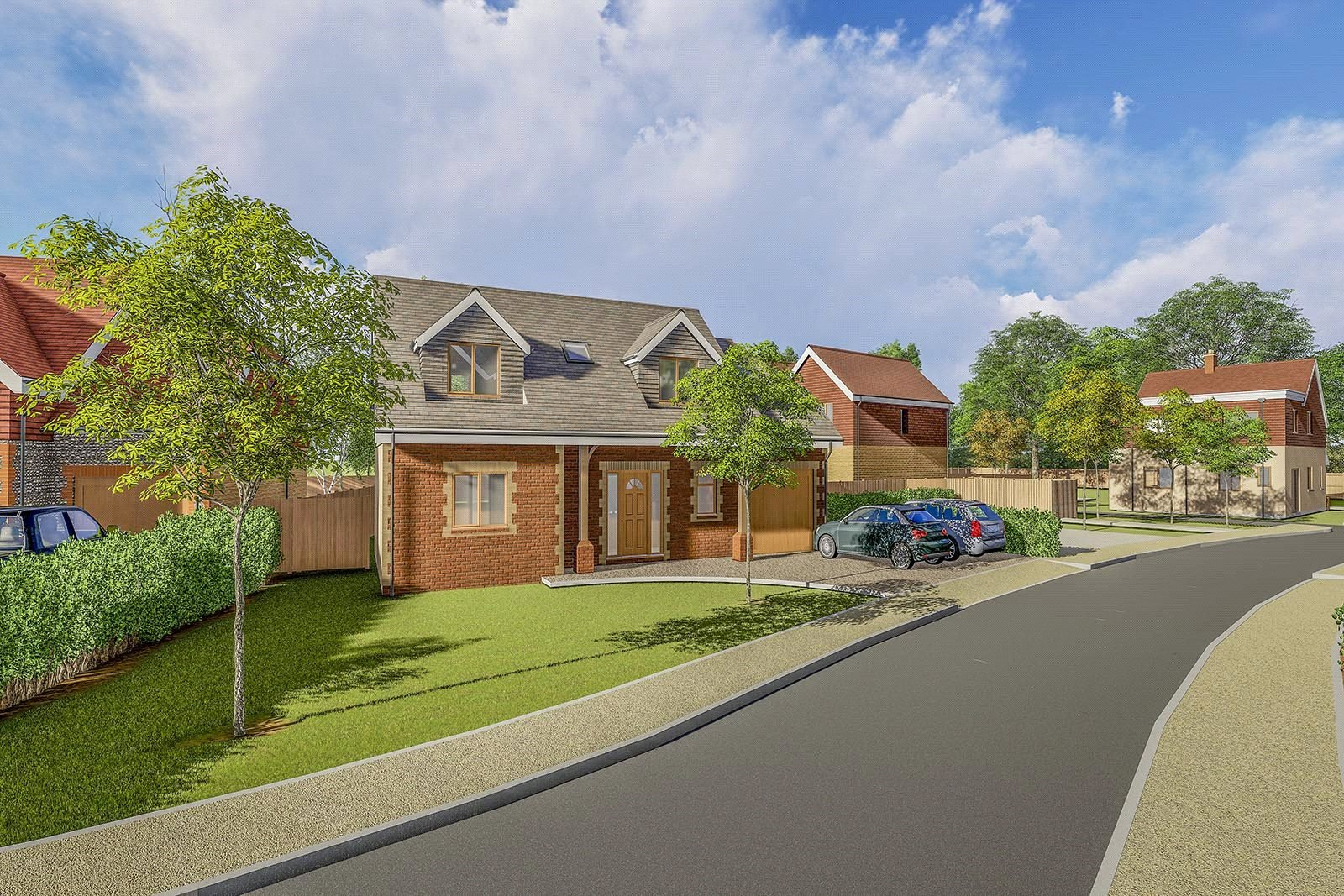 3 bed house for sale in Swallows Gate, Dappers Lane, Angmering 2