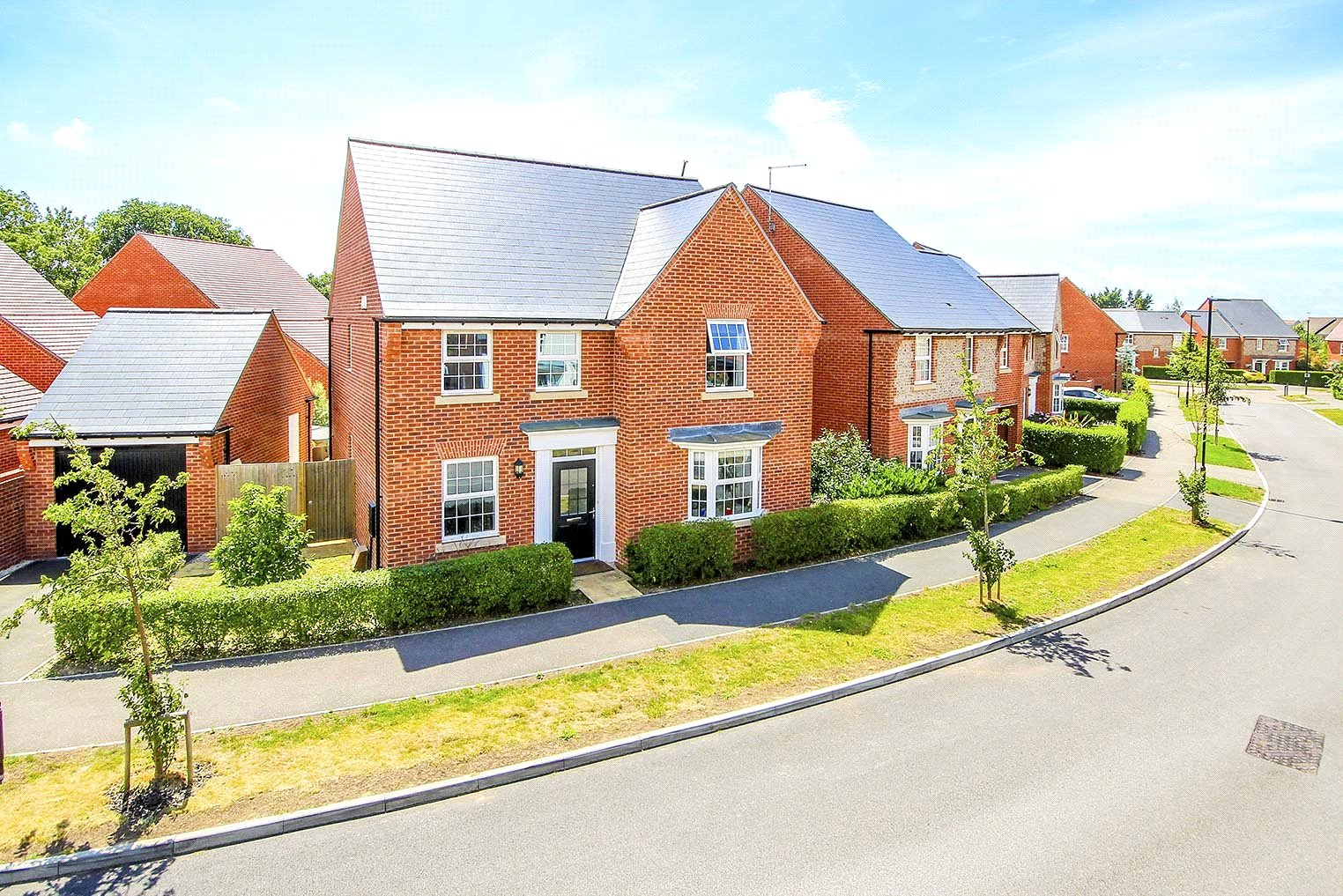 4 bed house for sale in Nanson Lane, Swanbourne Park, Angmering, BN16