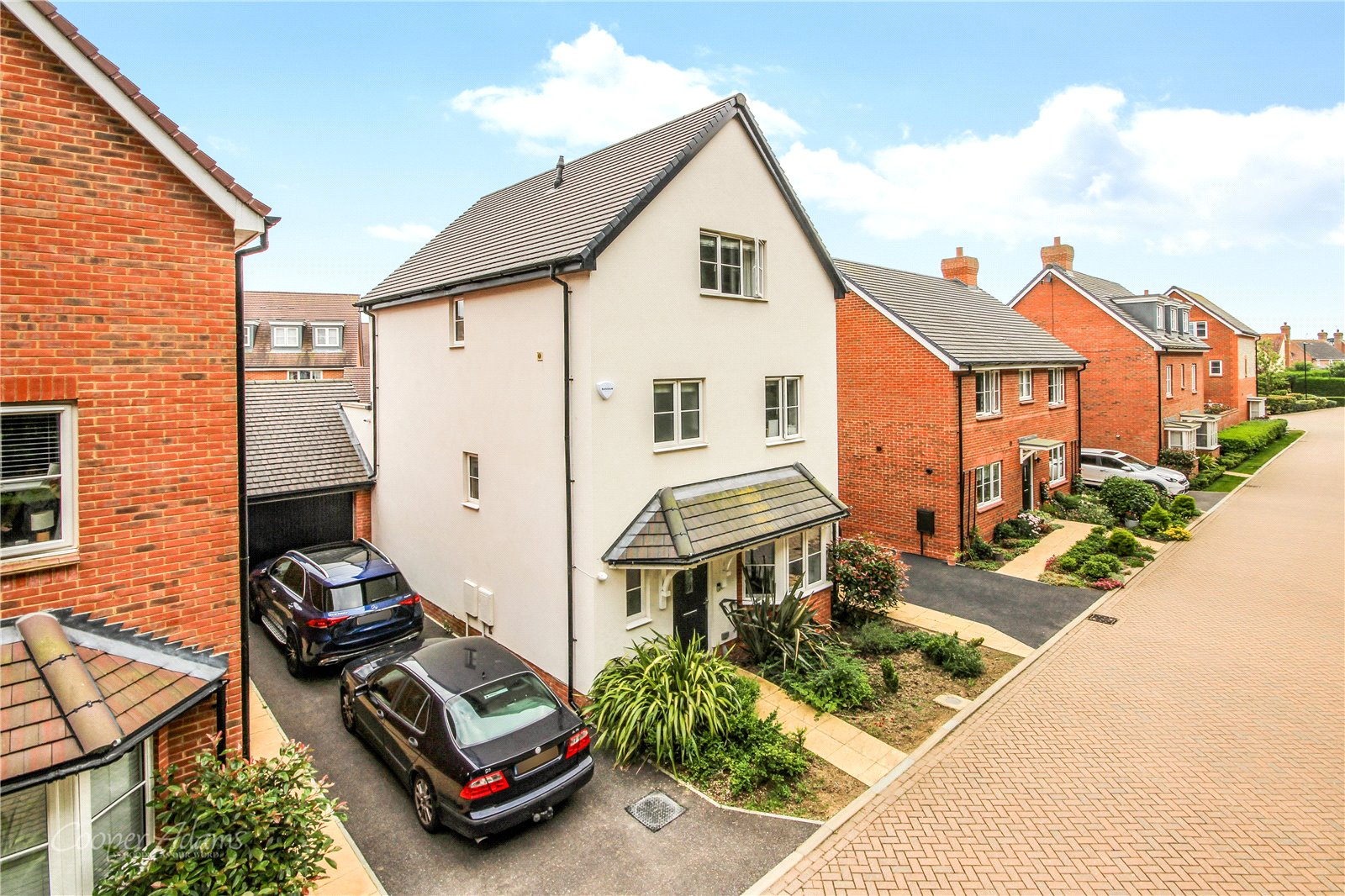 4 bed house for sale in Thyme Place, Angmering, BN16