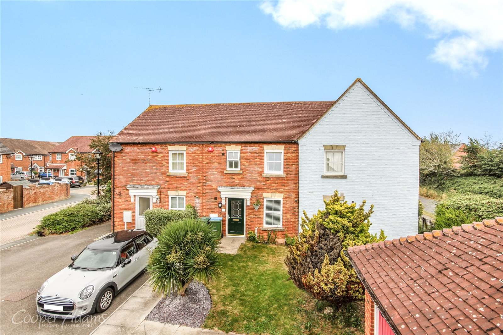 3 bed house for sale in Wilkinson Close, Angmering, BN16