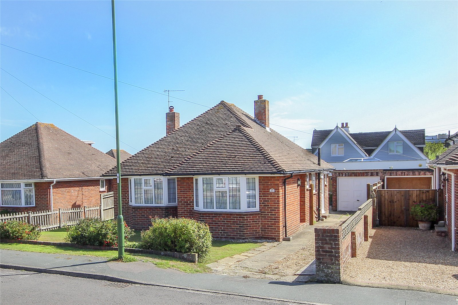 2 bed bungalow for sale in Vermont Drive, East Preston  - Property Image 1
